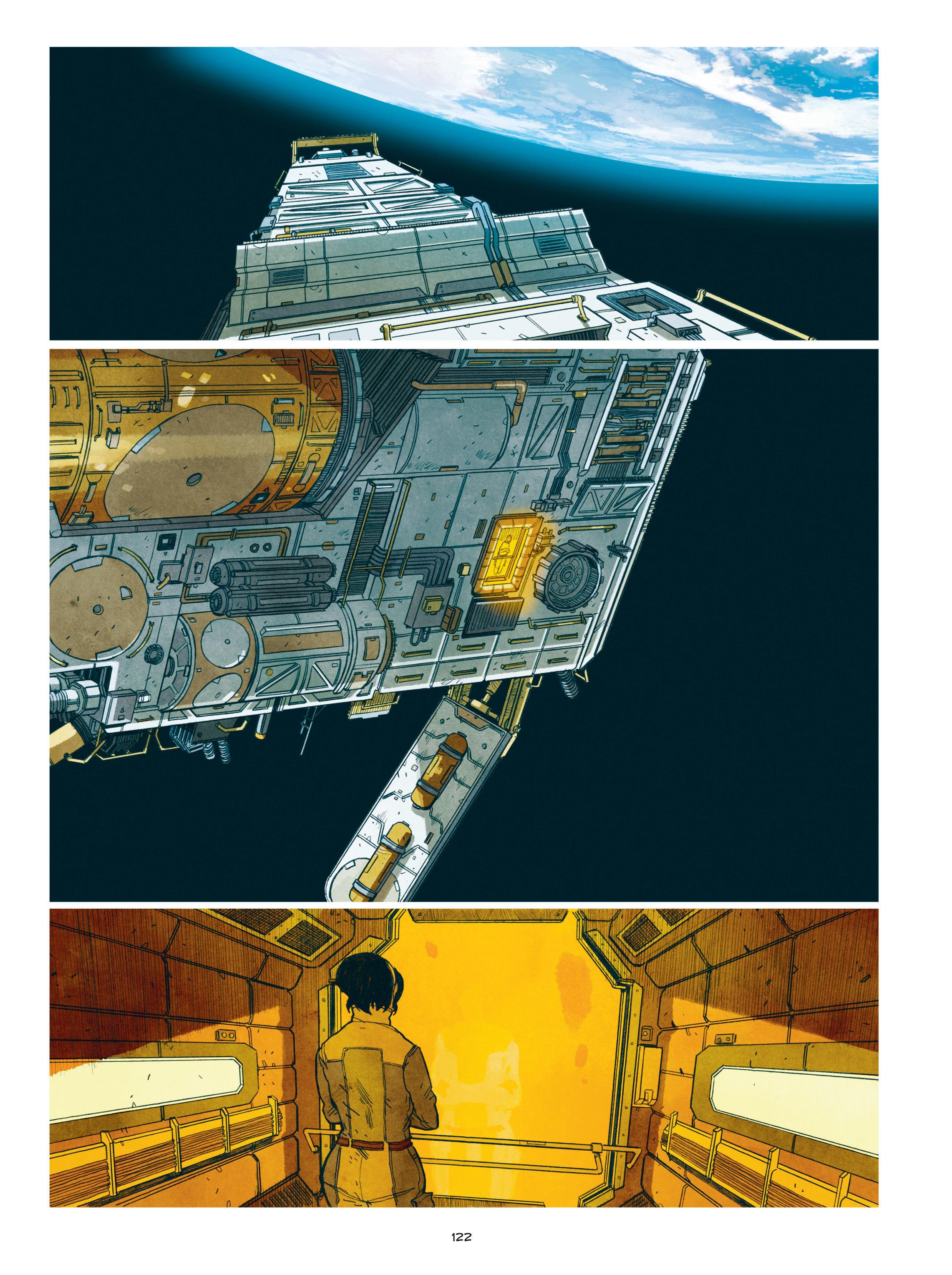 Read online Shangri-La comic -  Issue # Full - 123