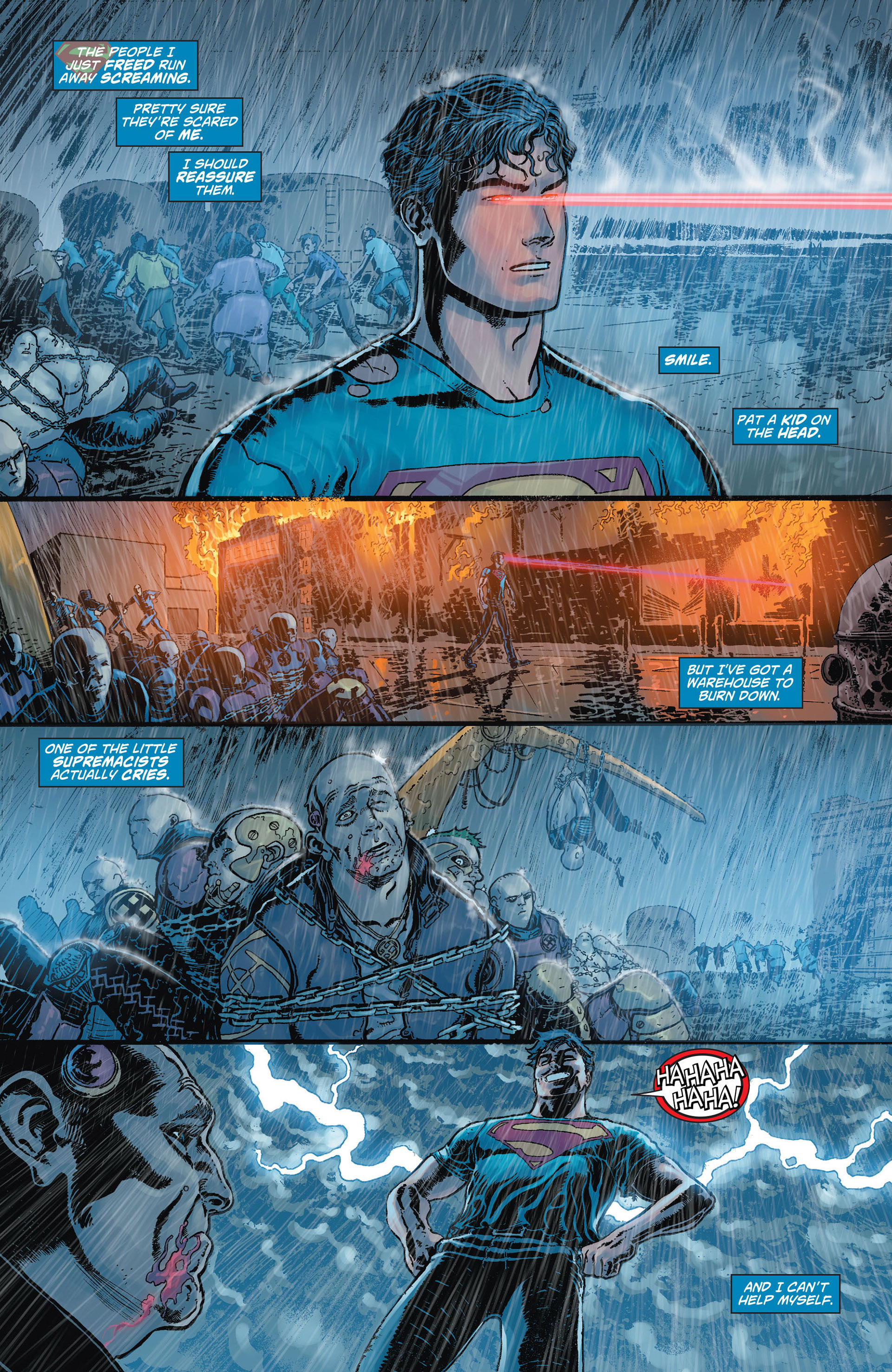 Read online Action Comics (2011) comic -  Issue #25 - 6