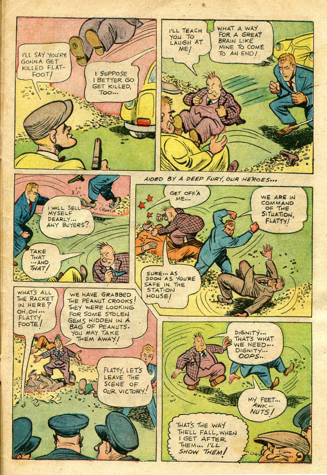 Read online Shadow Comics comic -  Issue #65 - 41