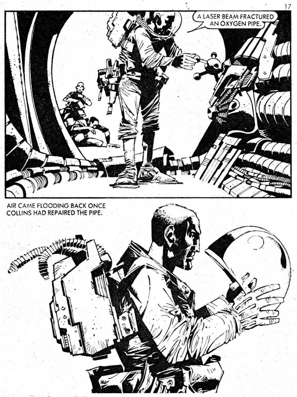 Starblazer issue 71 - Page 17