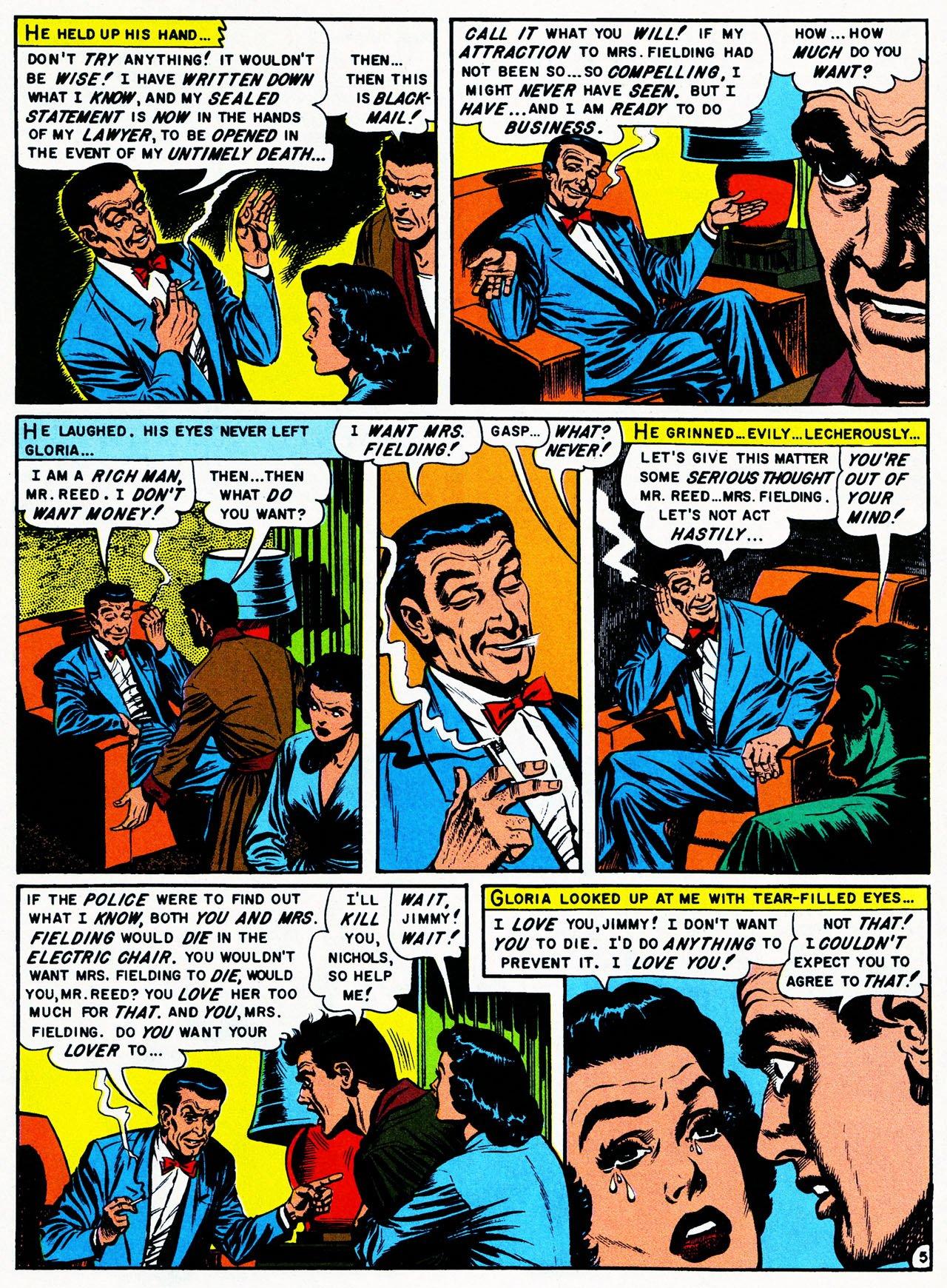 Read online Shock SuspenStories comic -  Issue #10 - 7