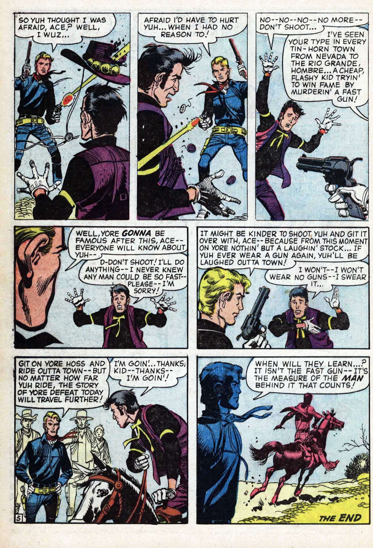 Read online Two-Gun Kid comic -  Issue #46 - 32