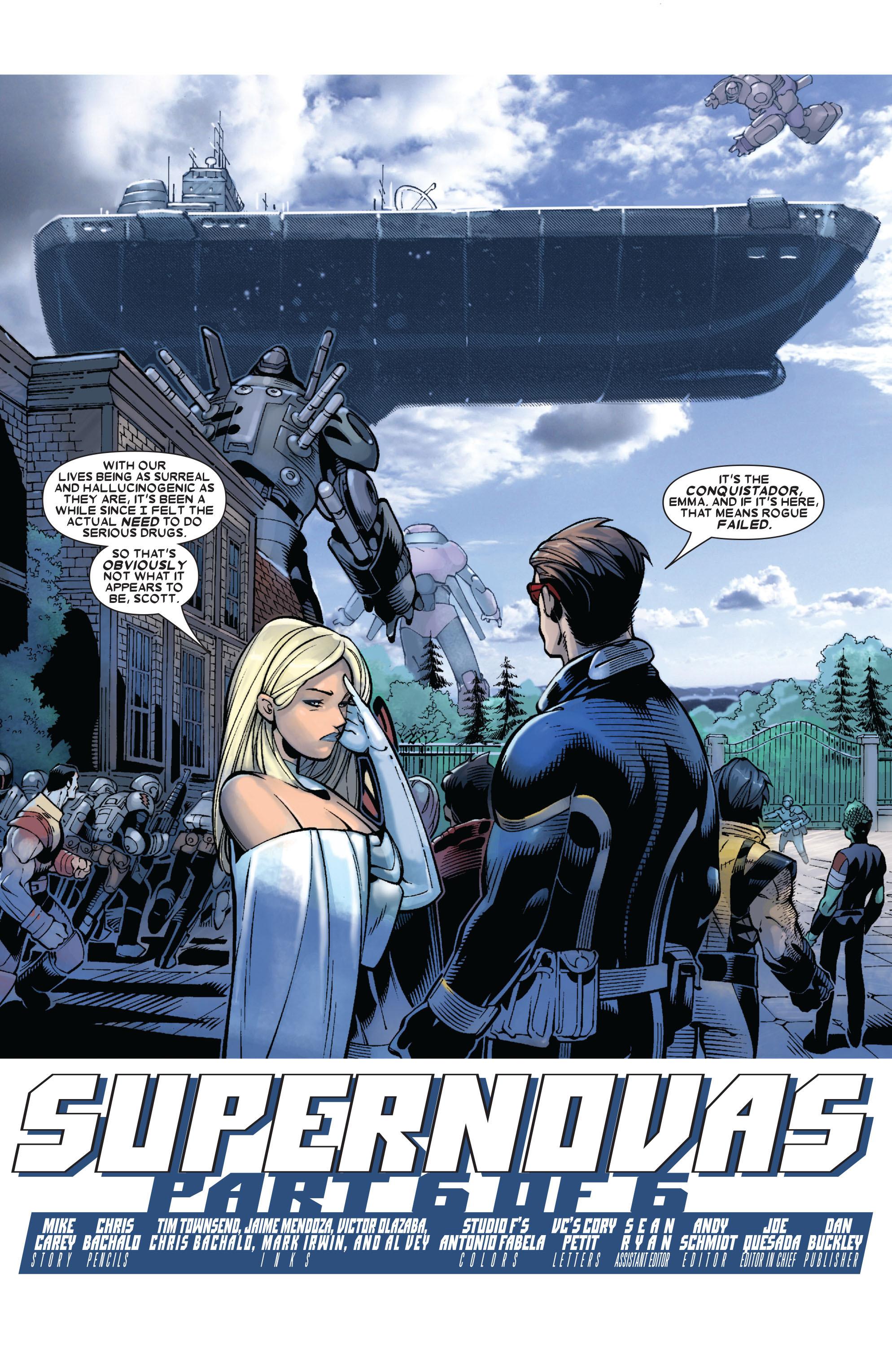 X-Men (1991) 193 Page 2