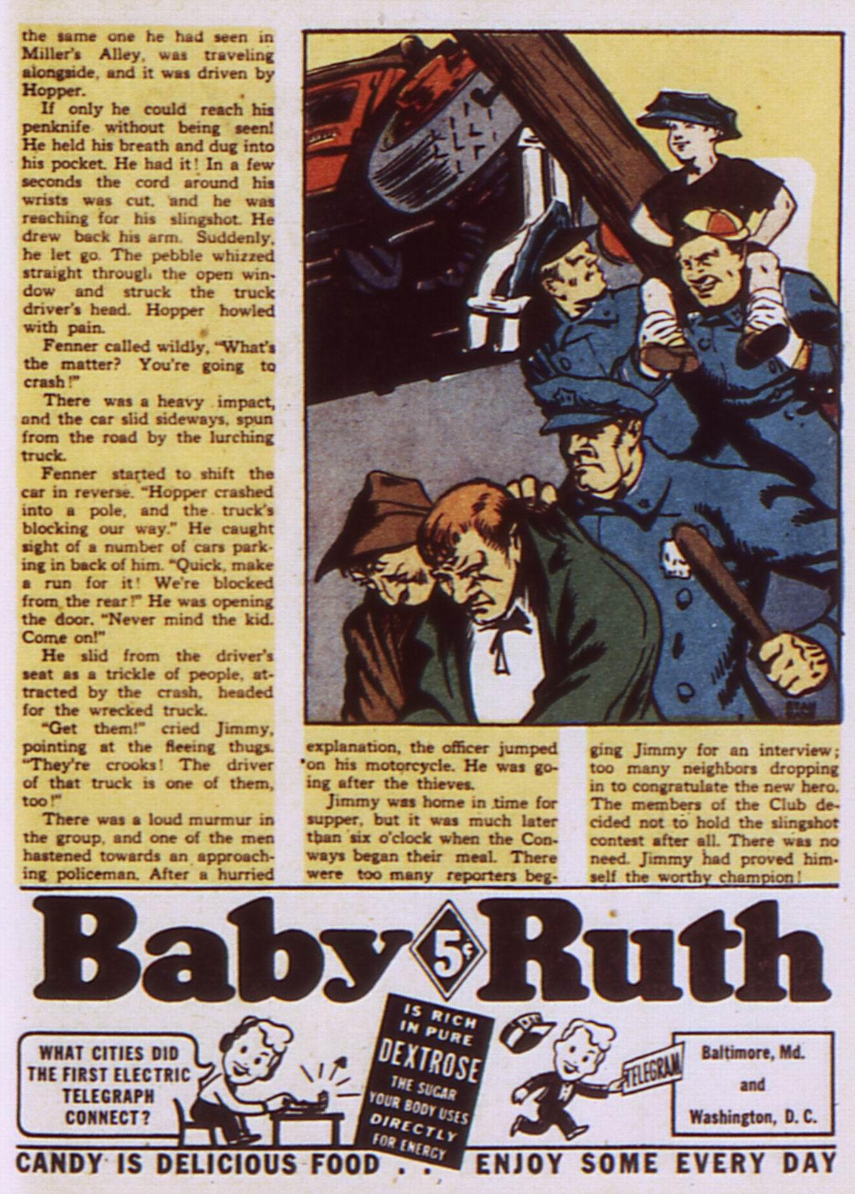 Read online Detective Comics (1937) comic -  Issue #52 - 51