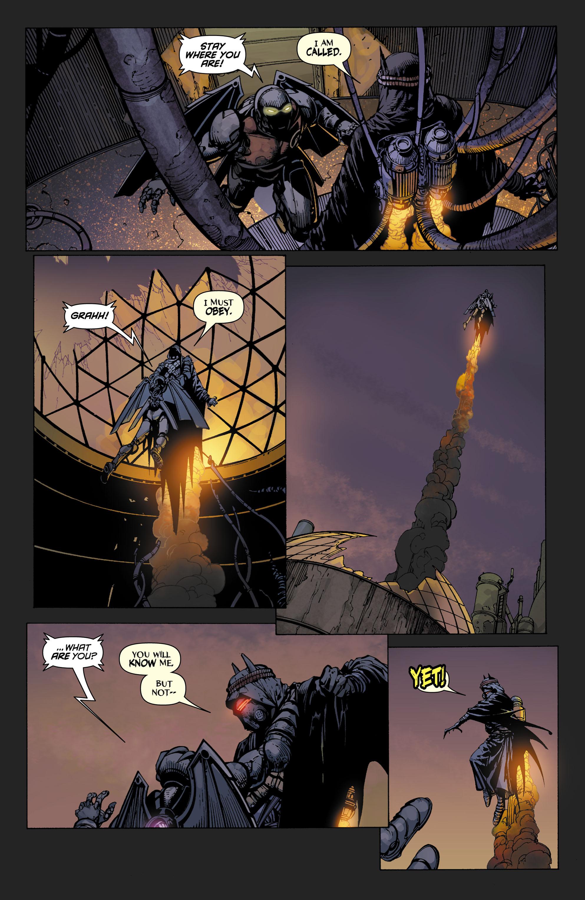 Read online Batman: The Return comic -  Issue # Full - 23