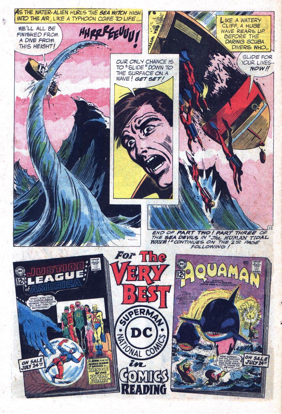 Read online Sea Devils comic -  Issue #7 - 17