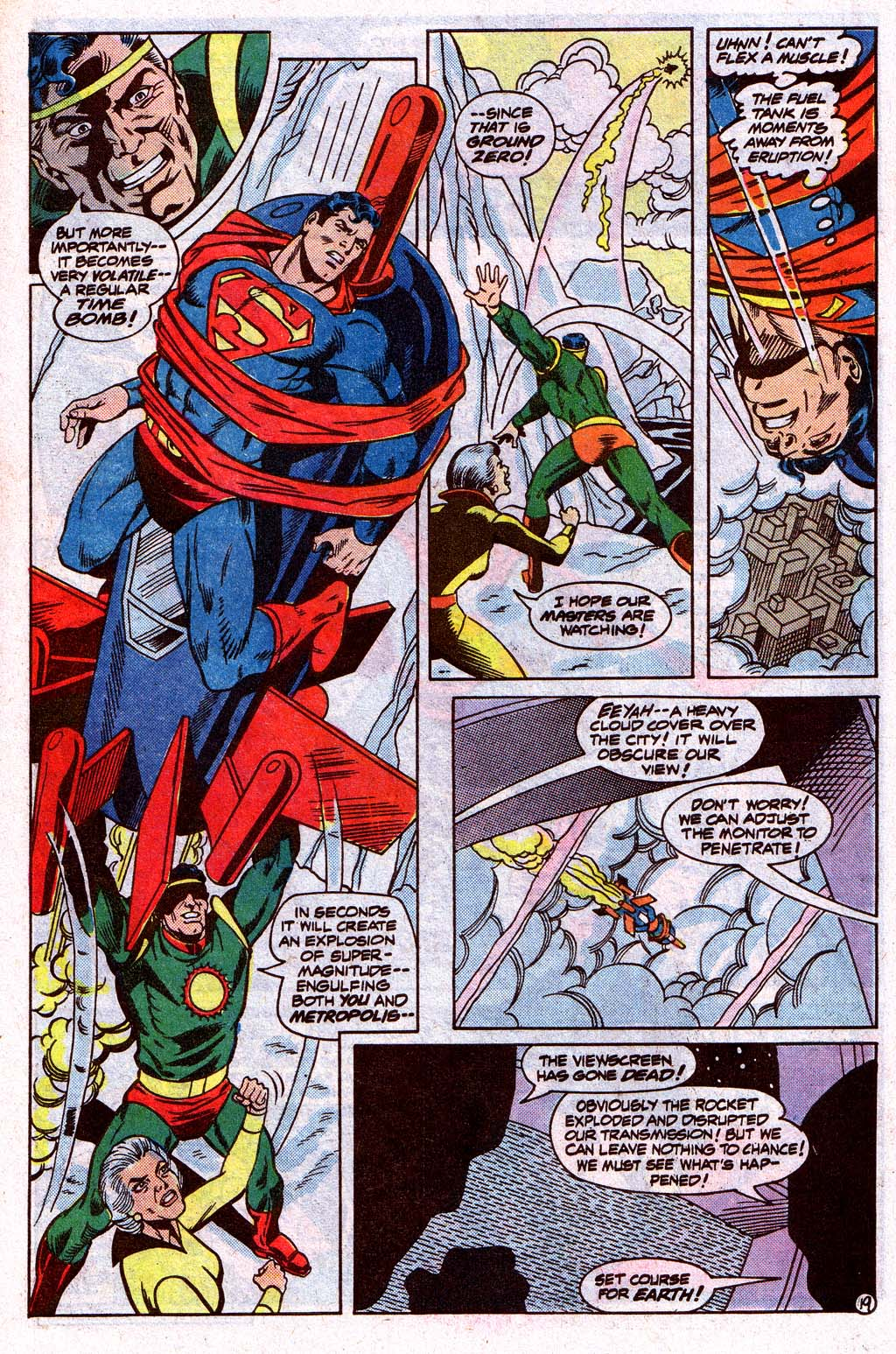 Read online Action Comics (1938) comic -  Issue #582 - 27