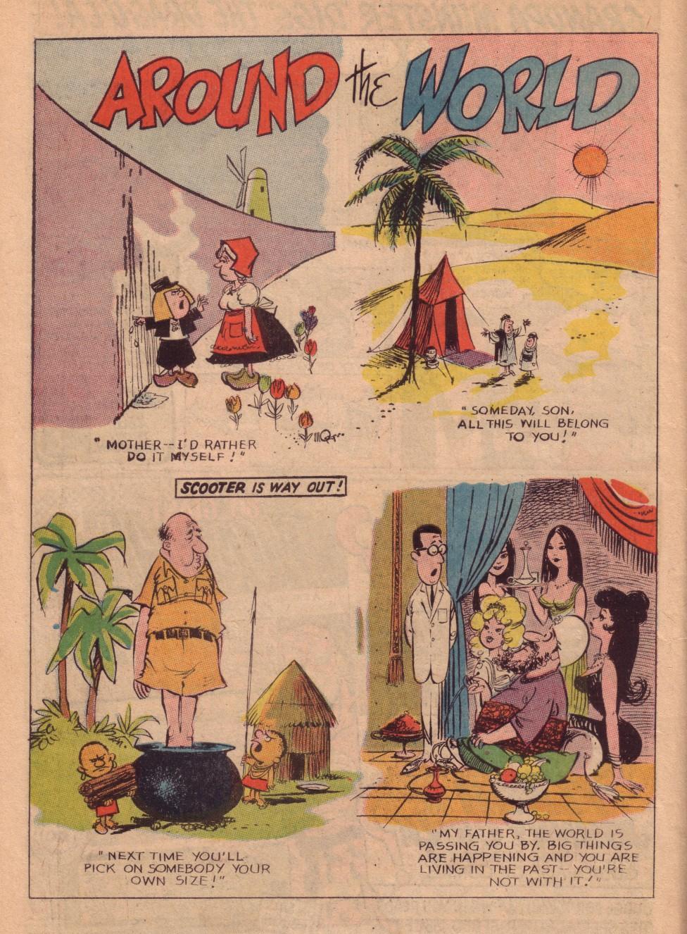 Read online Wonder Woman (1942) comic -  Issue #161 - 10