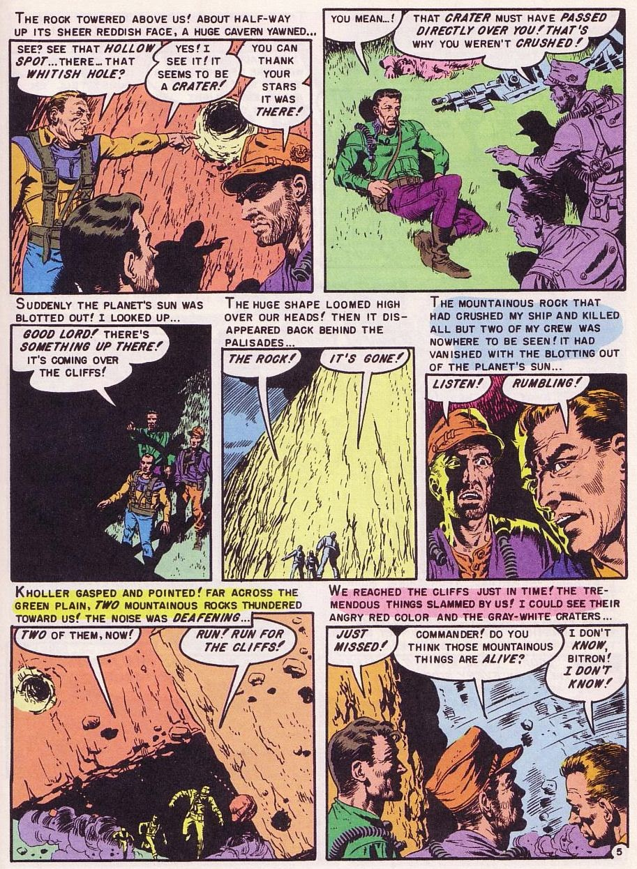 Weird Fantasy (1951) issue 12 - Page 22