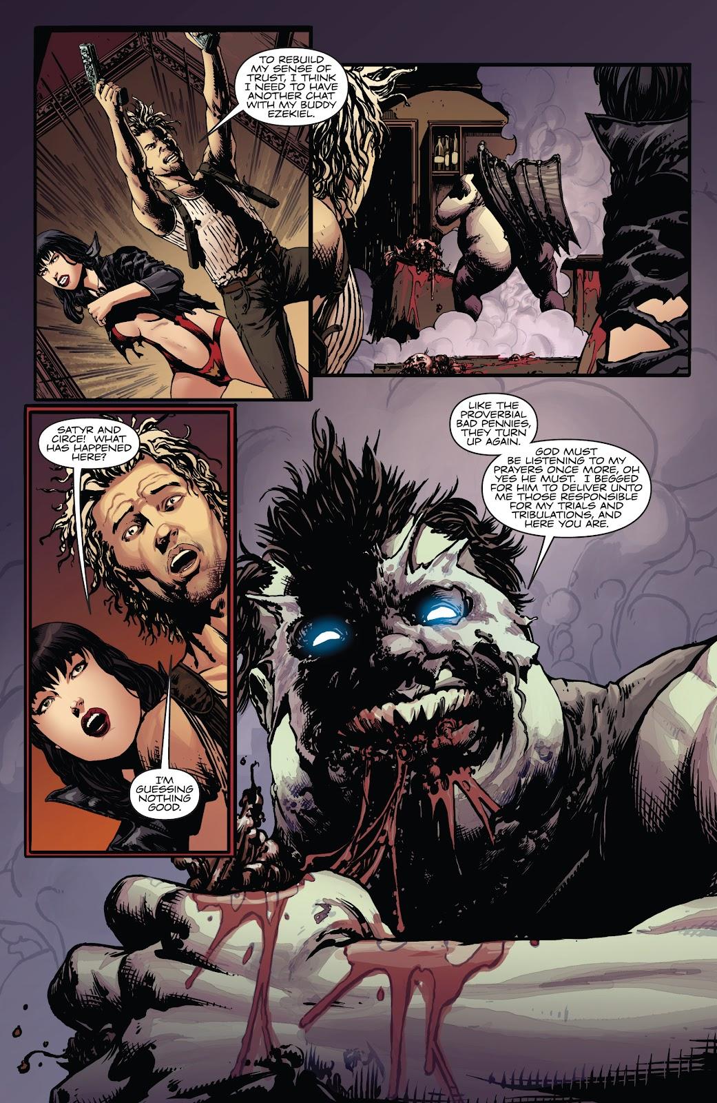 Read online Vampirella Strikes comic -  Issue #5 - 16