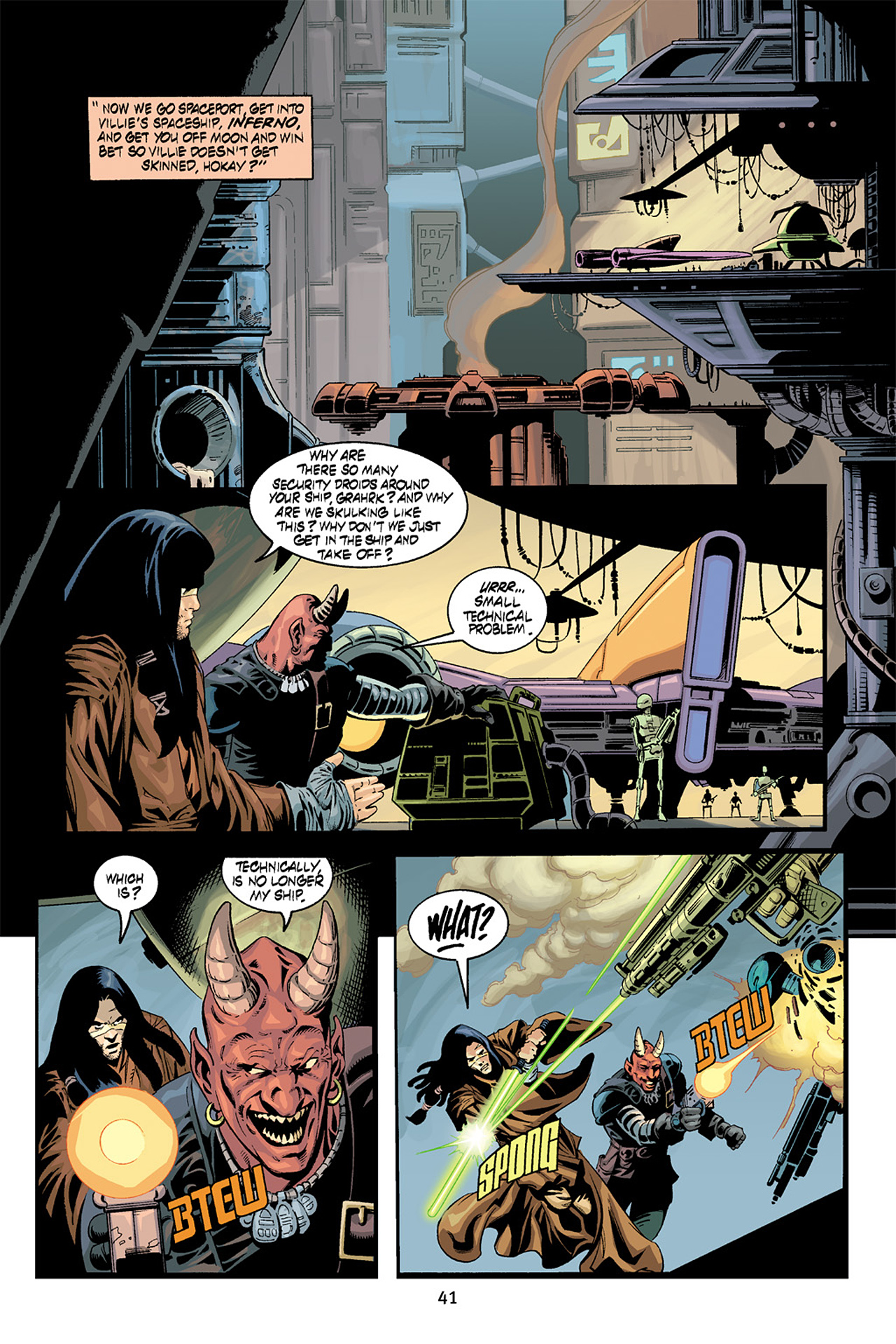 Read online Star Wars Omnibus comic -  Issue # Vol. 15 - 38