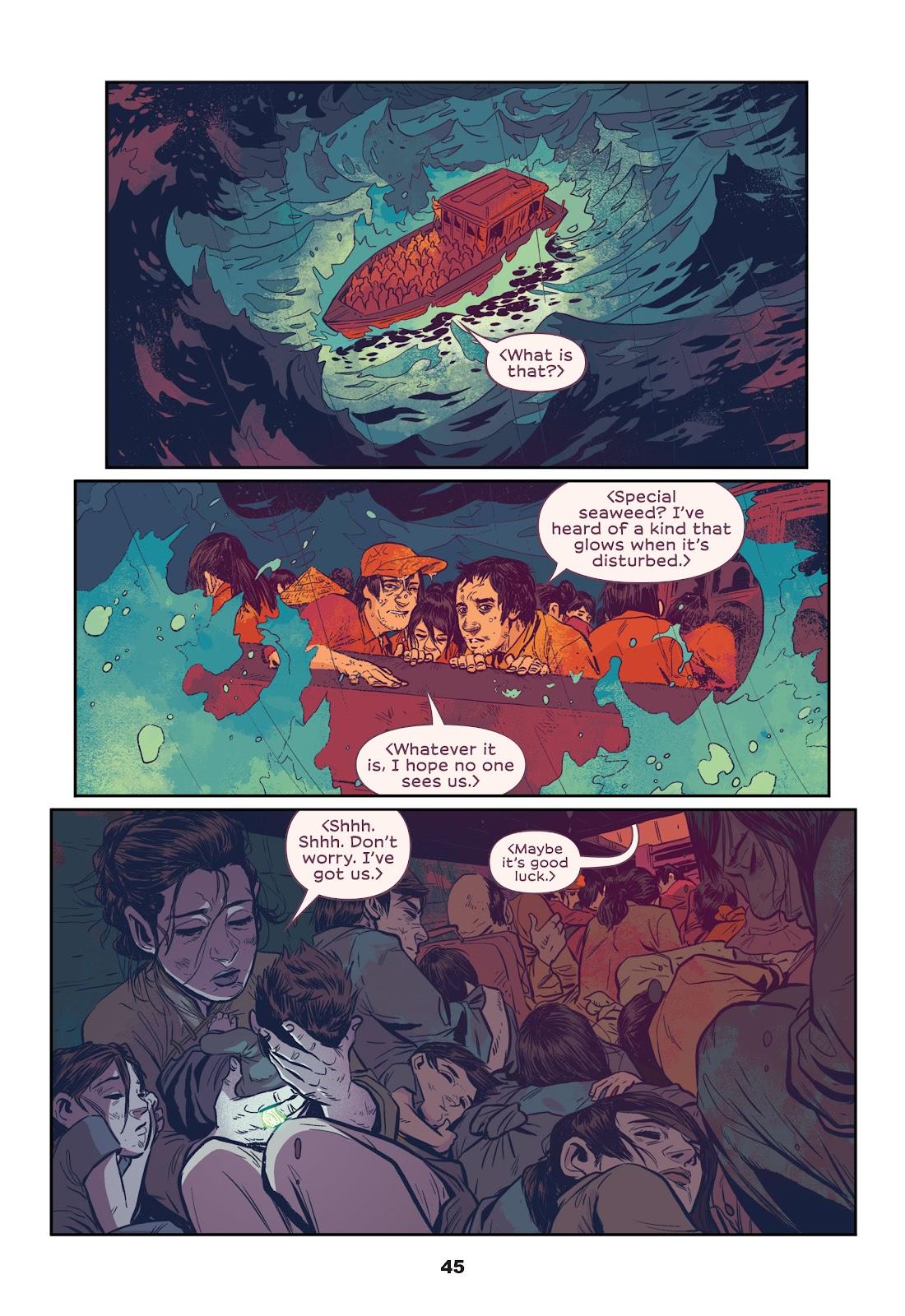 Read online Green Lantern: Legacy comic -  Issue # TPB - 43