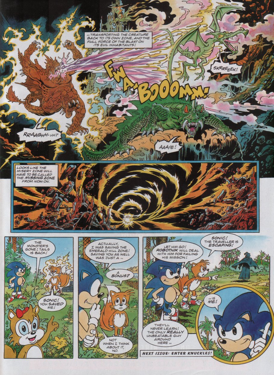 Read online Sonic the Comic comic -  Issue #32 - 9