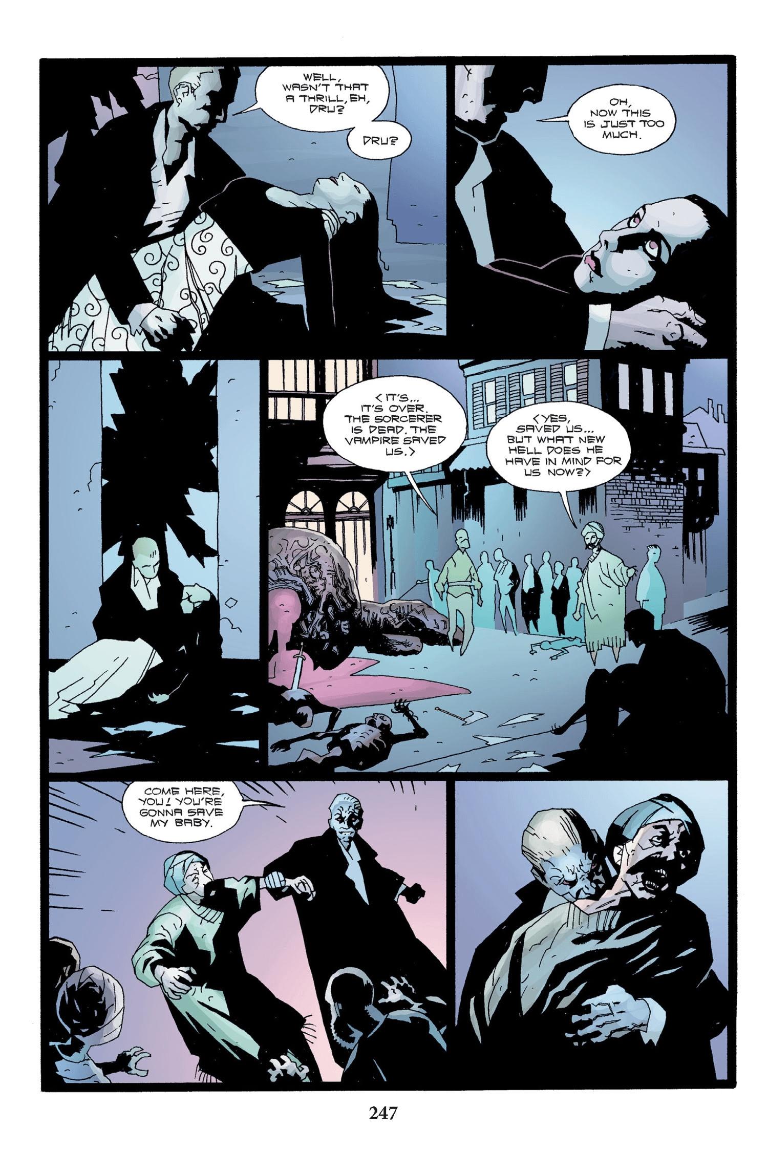 Read online Buffy the Vampire Slayer: Omnibus comic -  Issue # TPB 2 - 240