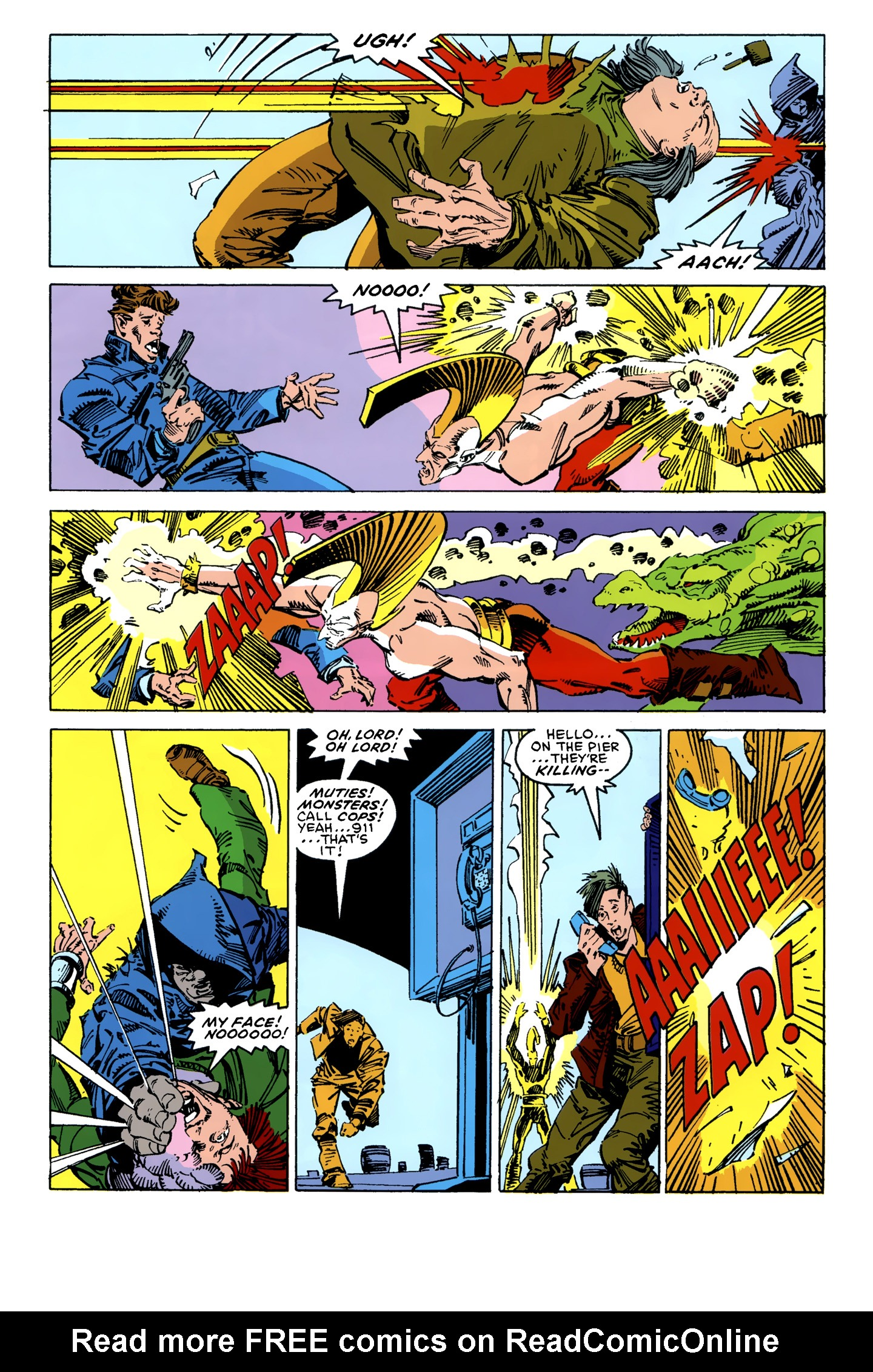 Read online X-Factor (1986) comic -  Issue #11 - 15