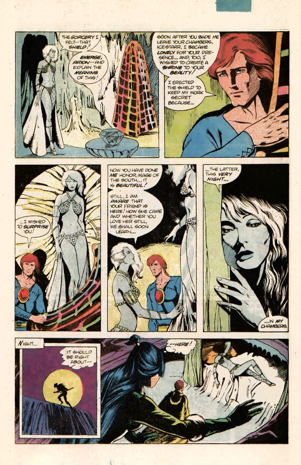 Read online Arion, Lord of Atlantis comic -  Issue #10 - 24