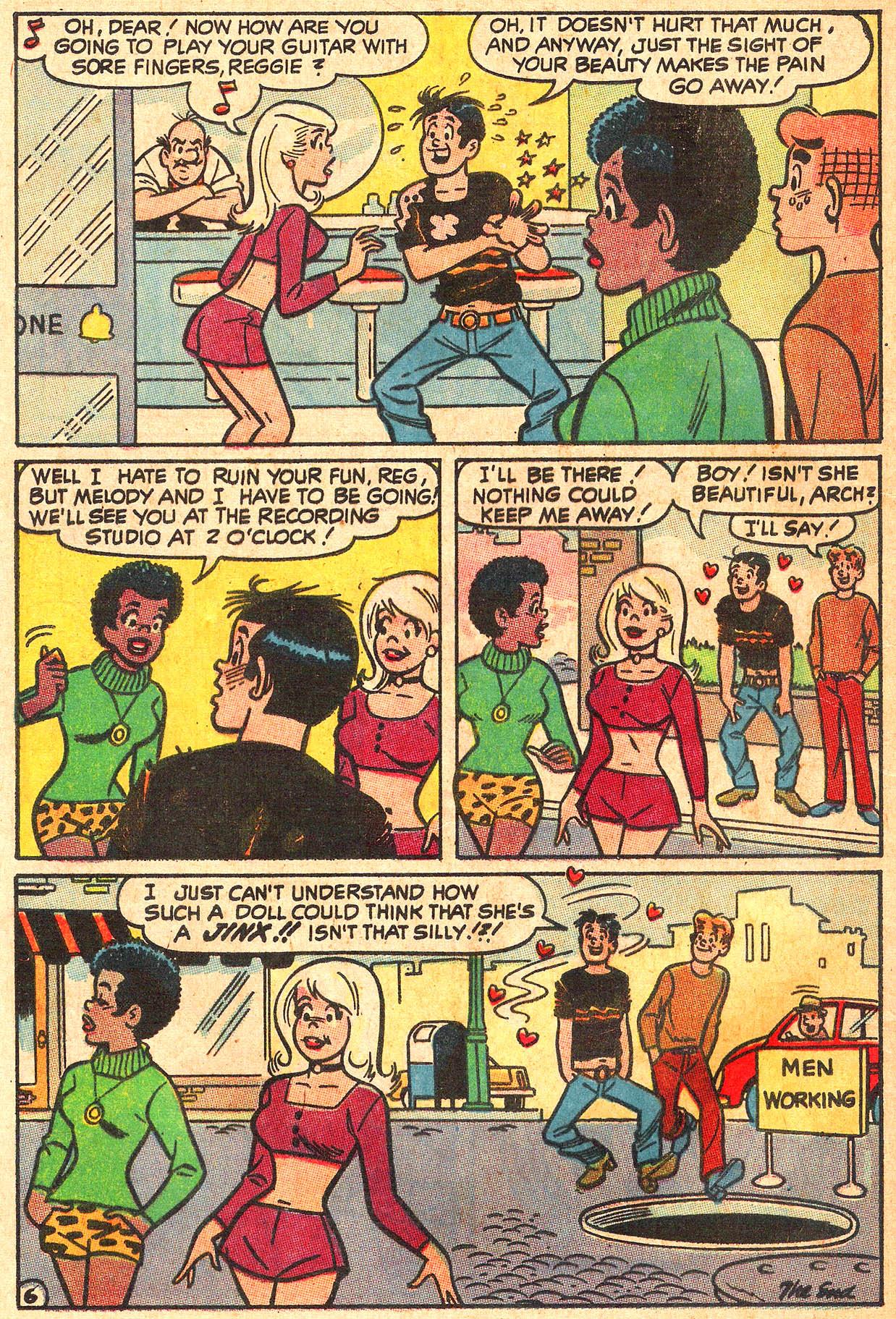 Read online She's Josie comic -  Issue #56 - 34
