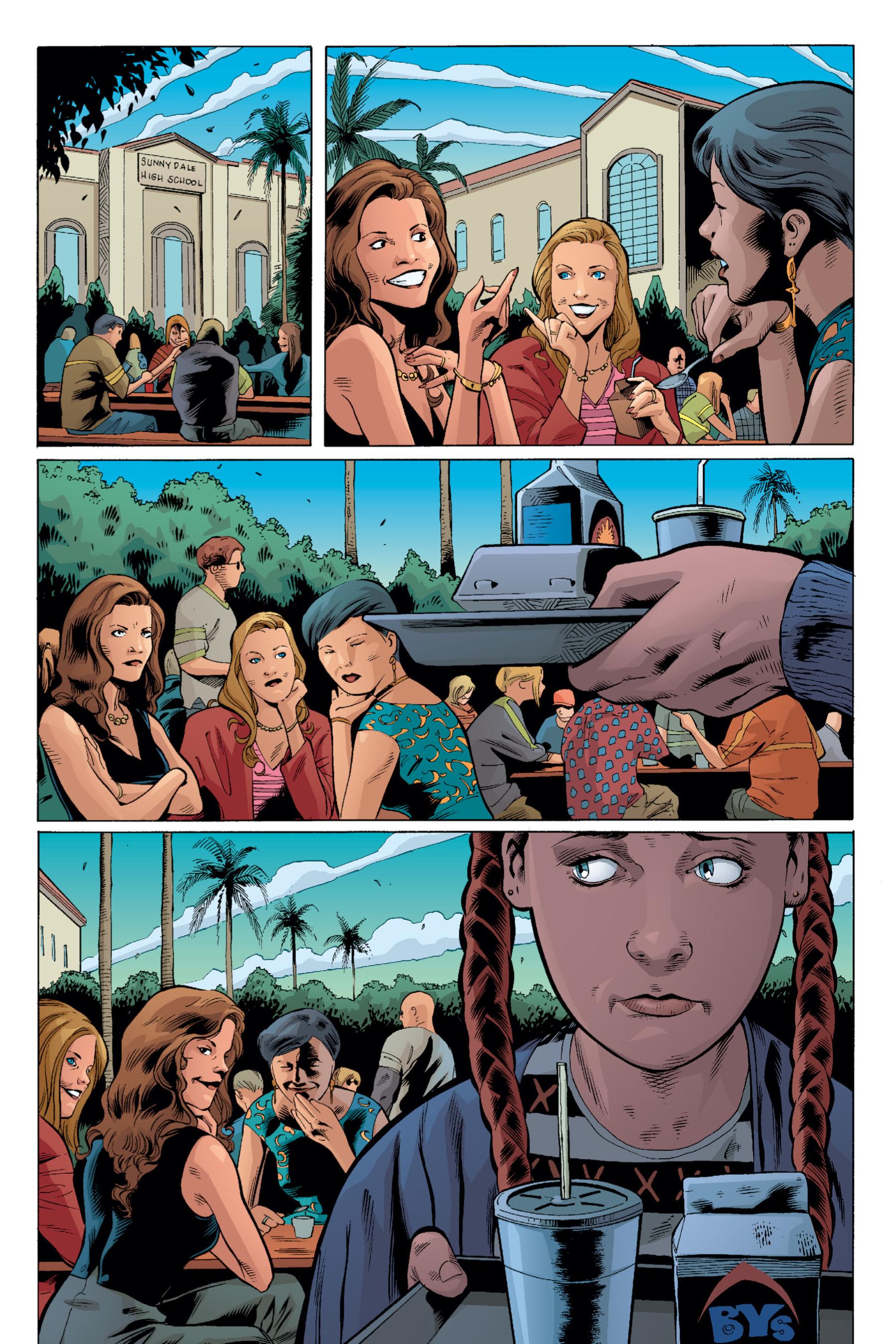 Read online Buffy the Vampire Slayer: Omnibus comic -  Issue # TPB 1 - 247
