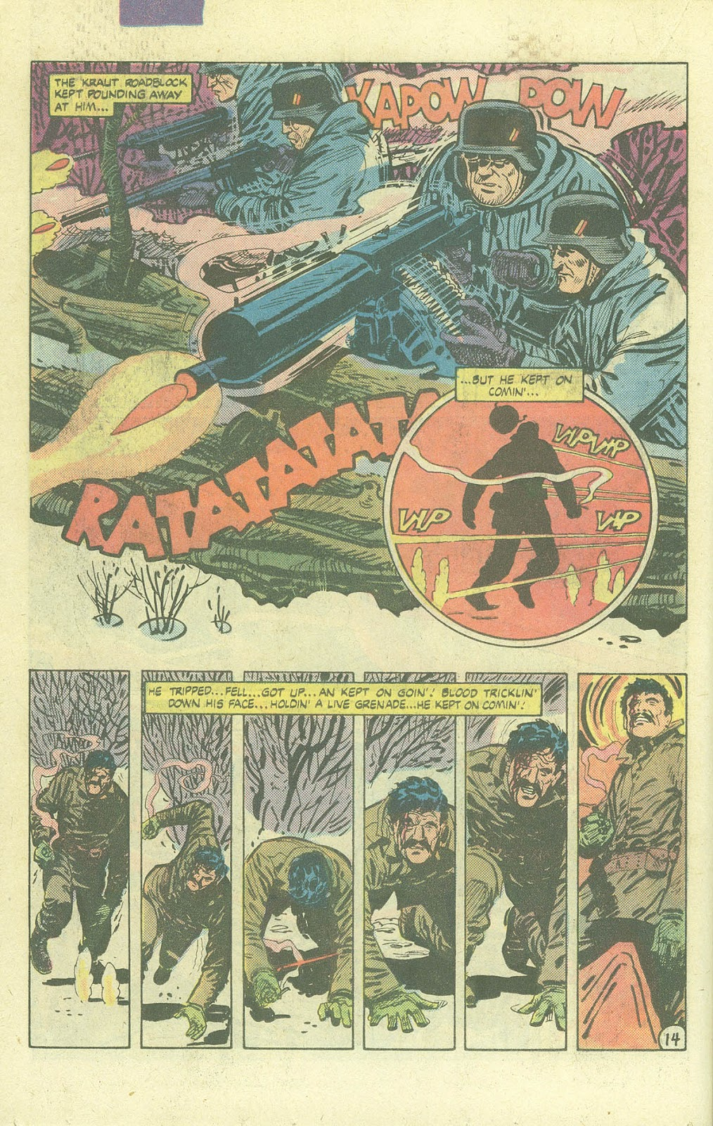 Sgt. Rock issue Annual 3 - Page 17