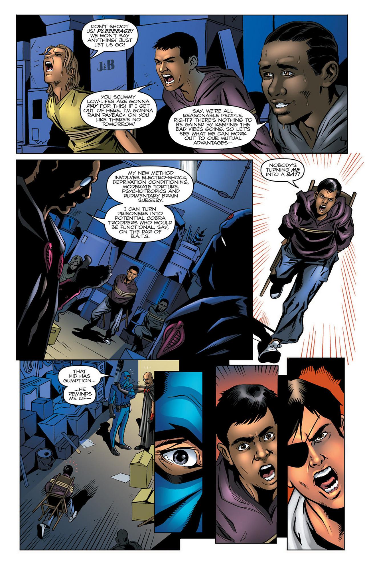 G.I. Joe: A Real American Hero 184 Page 5