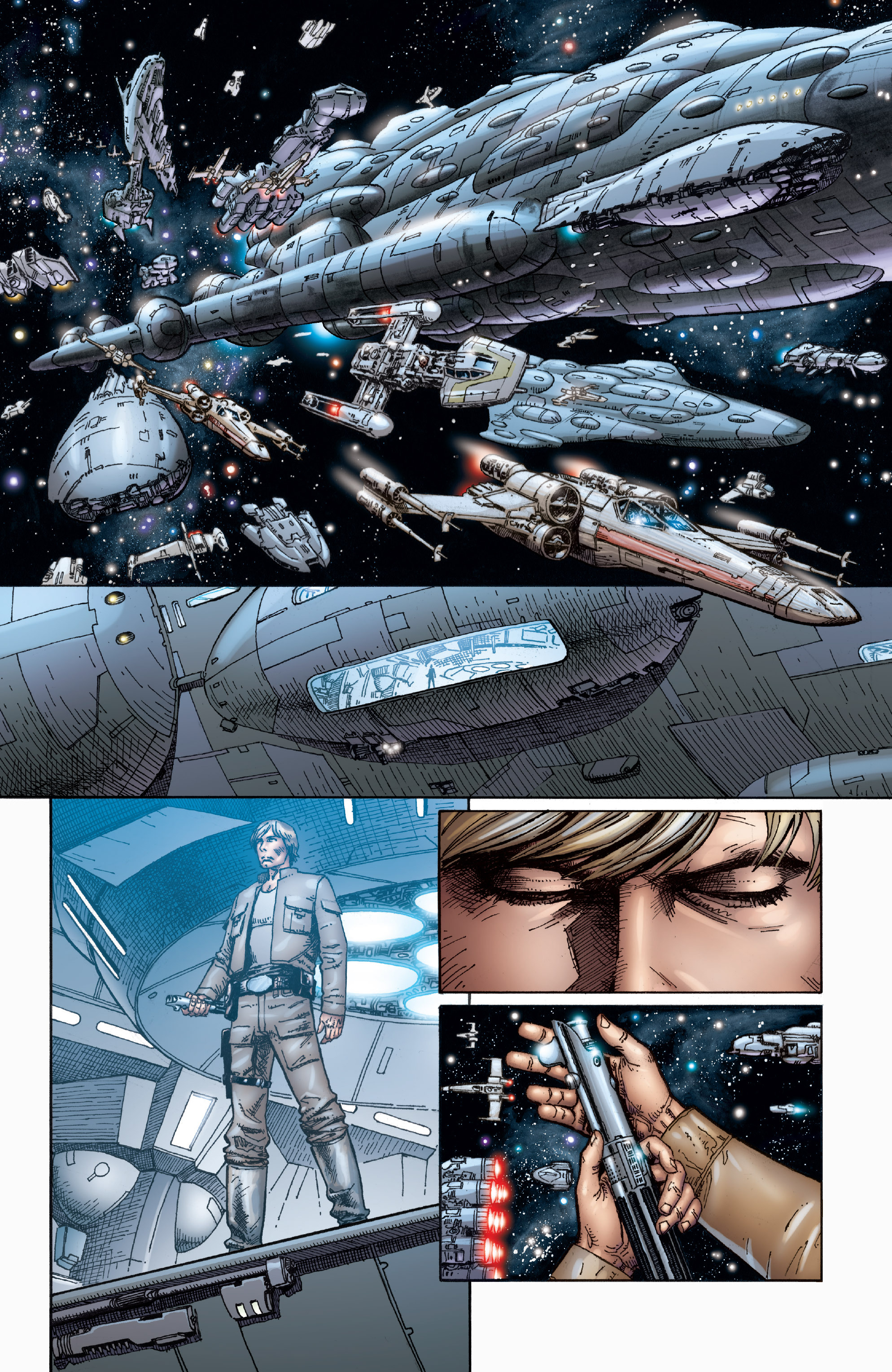 Read online Star Wars Omnibus comic -  Issue # Vol. 20 - 395