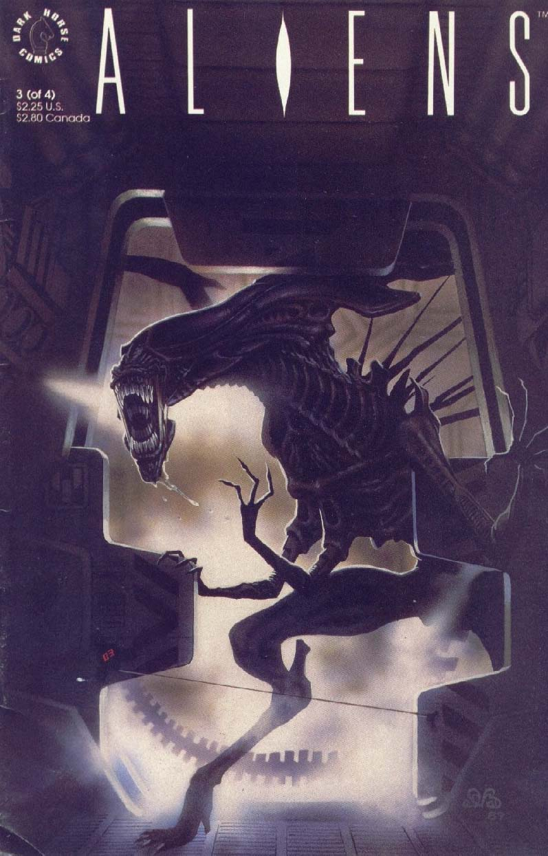 Read online Aliens (1989) comic -  Issue #3 - 1