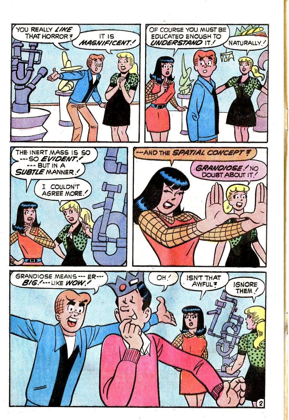 Read online Archie (1960) comic -  Issue #228 - 4