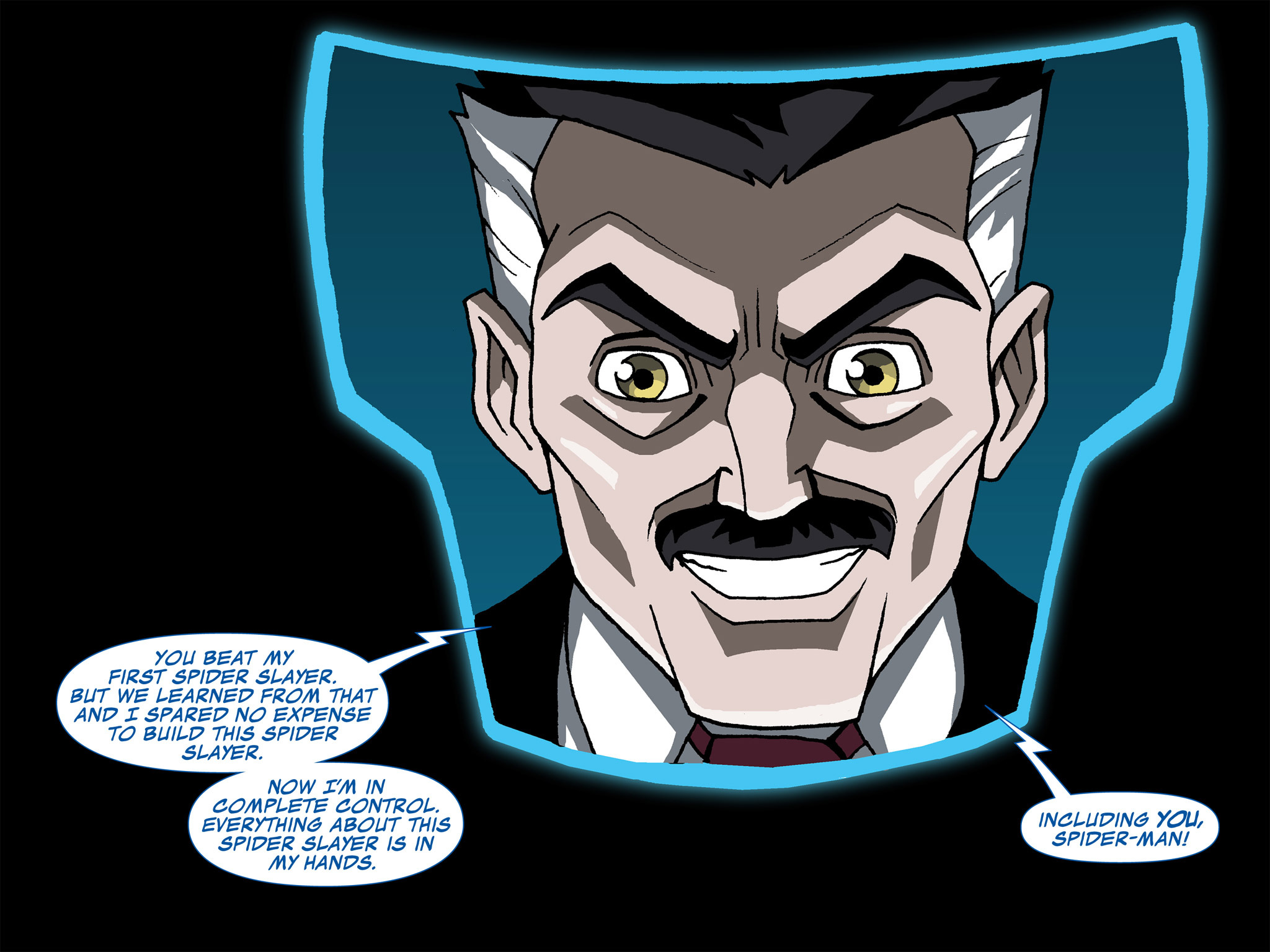 Read online Ultimate Spider-Man (Infinite Comics) (2015) comic -  Issue #4 - 6