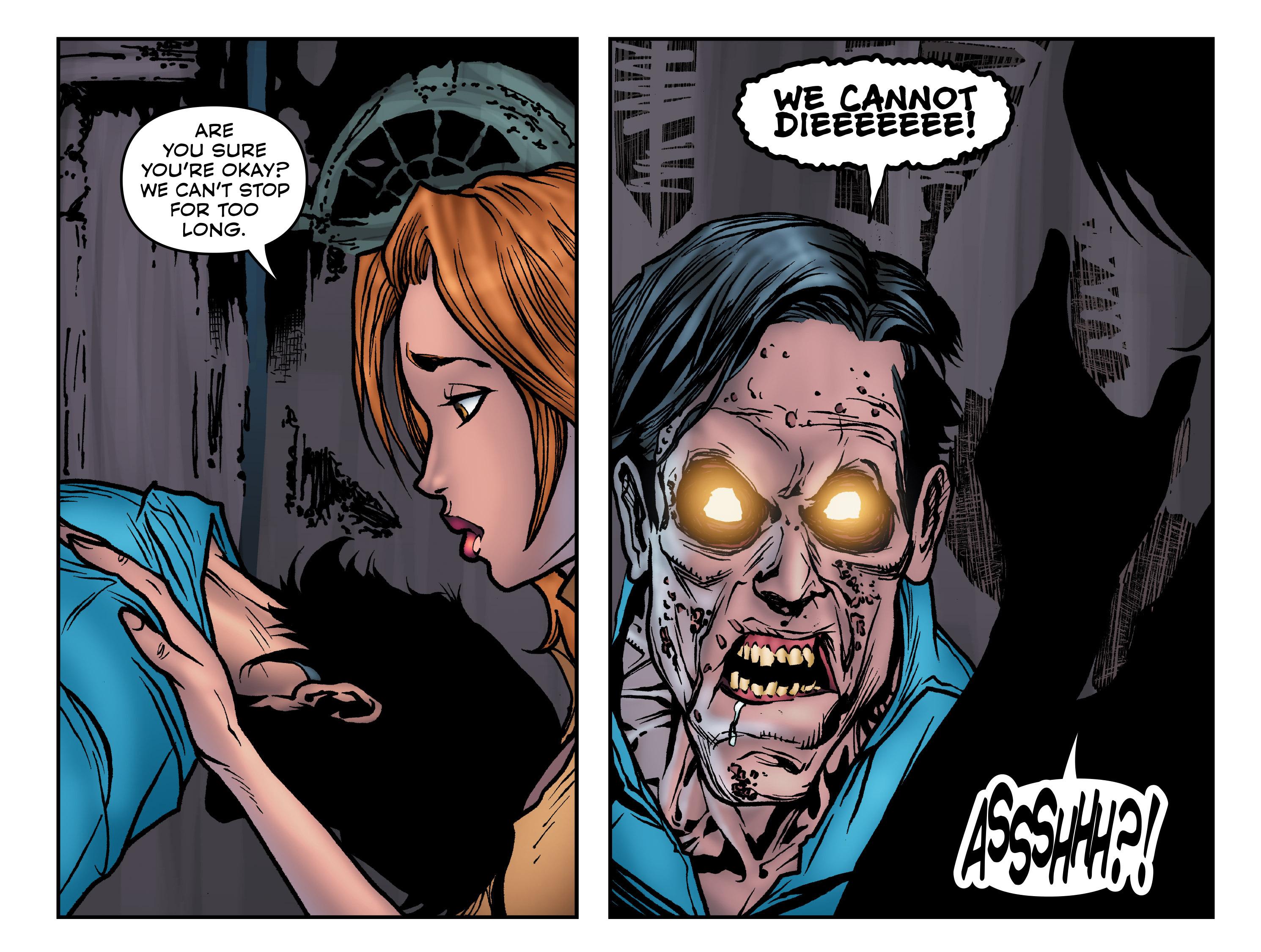 Read online Evil Dead 2: Dark Ones Rising comic -  Issue #5 - 15
