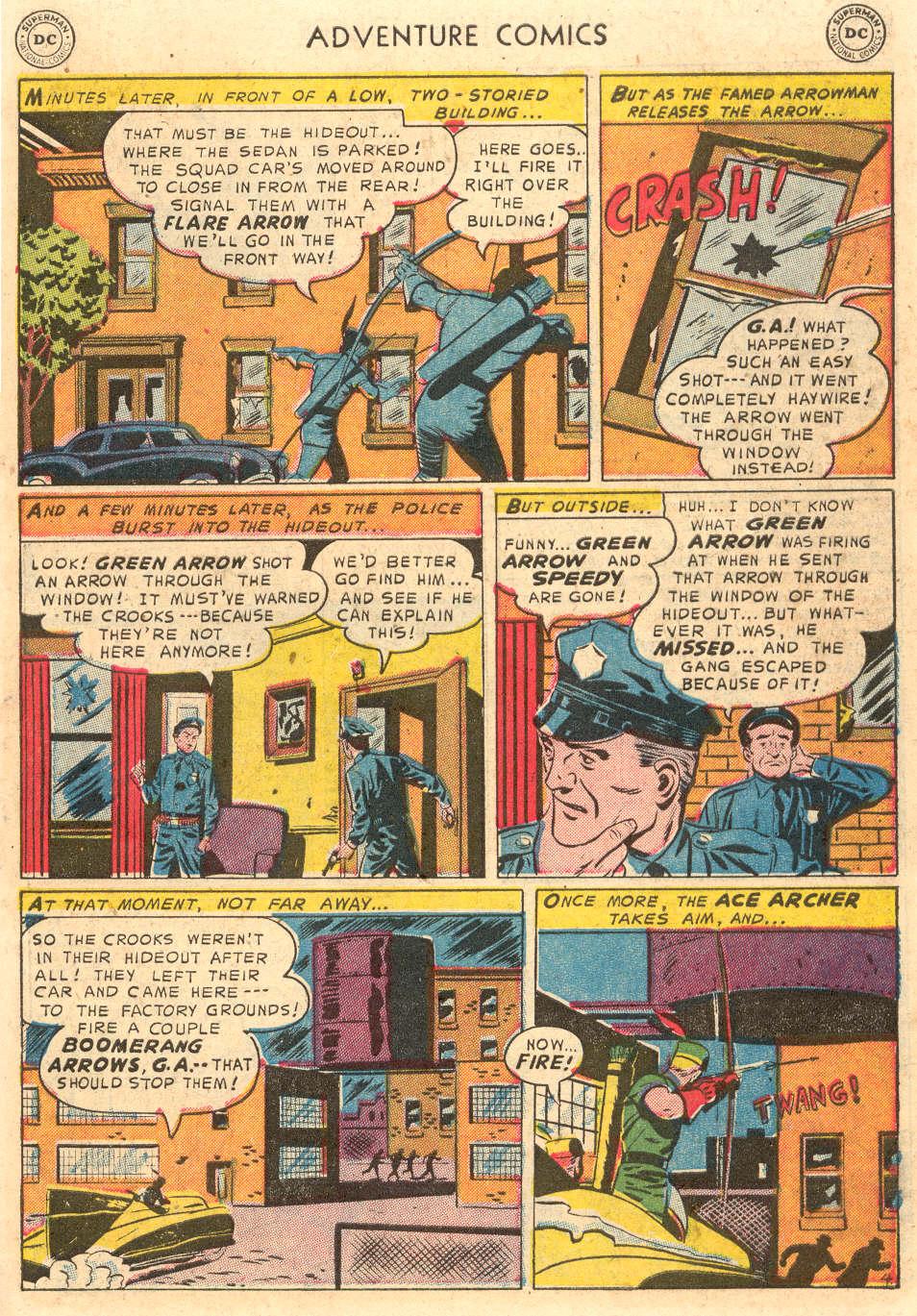 Read online Adventure Comics (1938) comic -  Issue #193 - 37