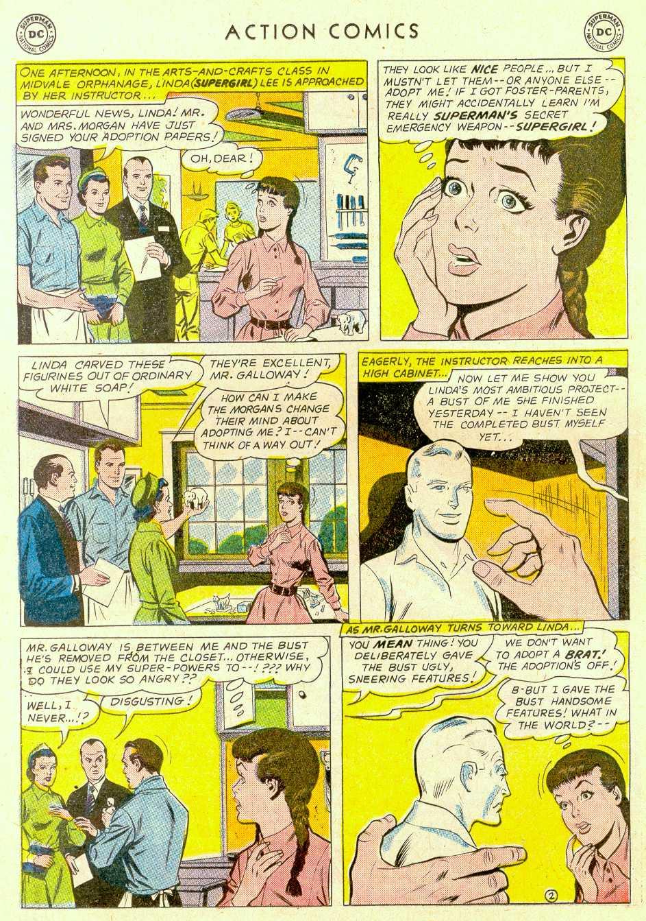 Action Comics (1938) 277 Page 19