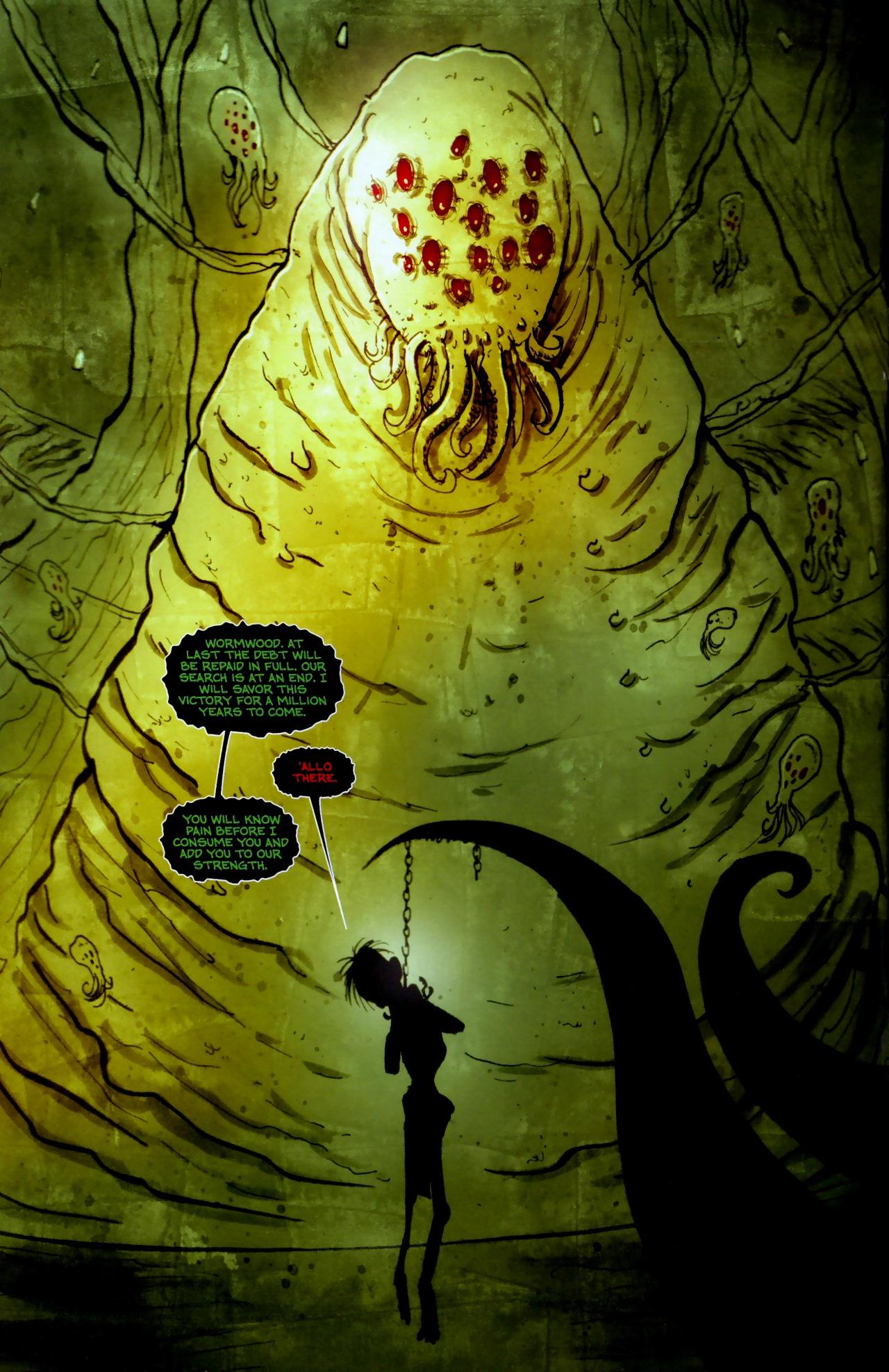 Read online Wormwood: Gentleman Corpse comic -  Issue #11 - 5