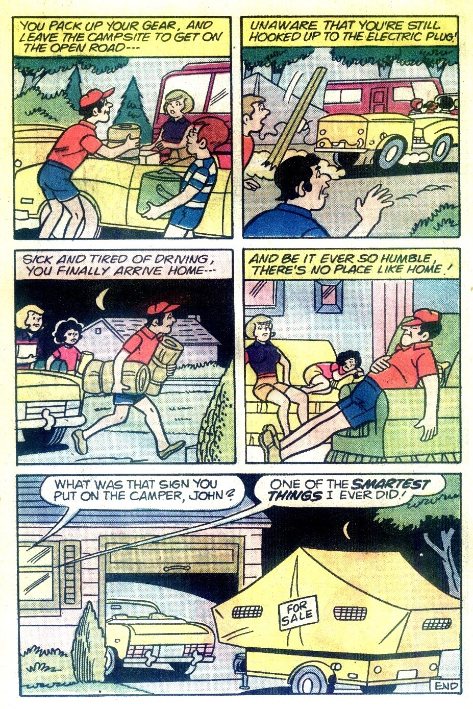 Read online Madhouse Comics comic -  Issue #128 - 18