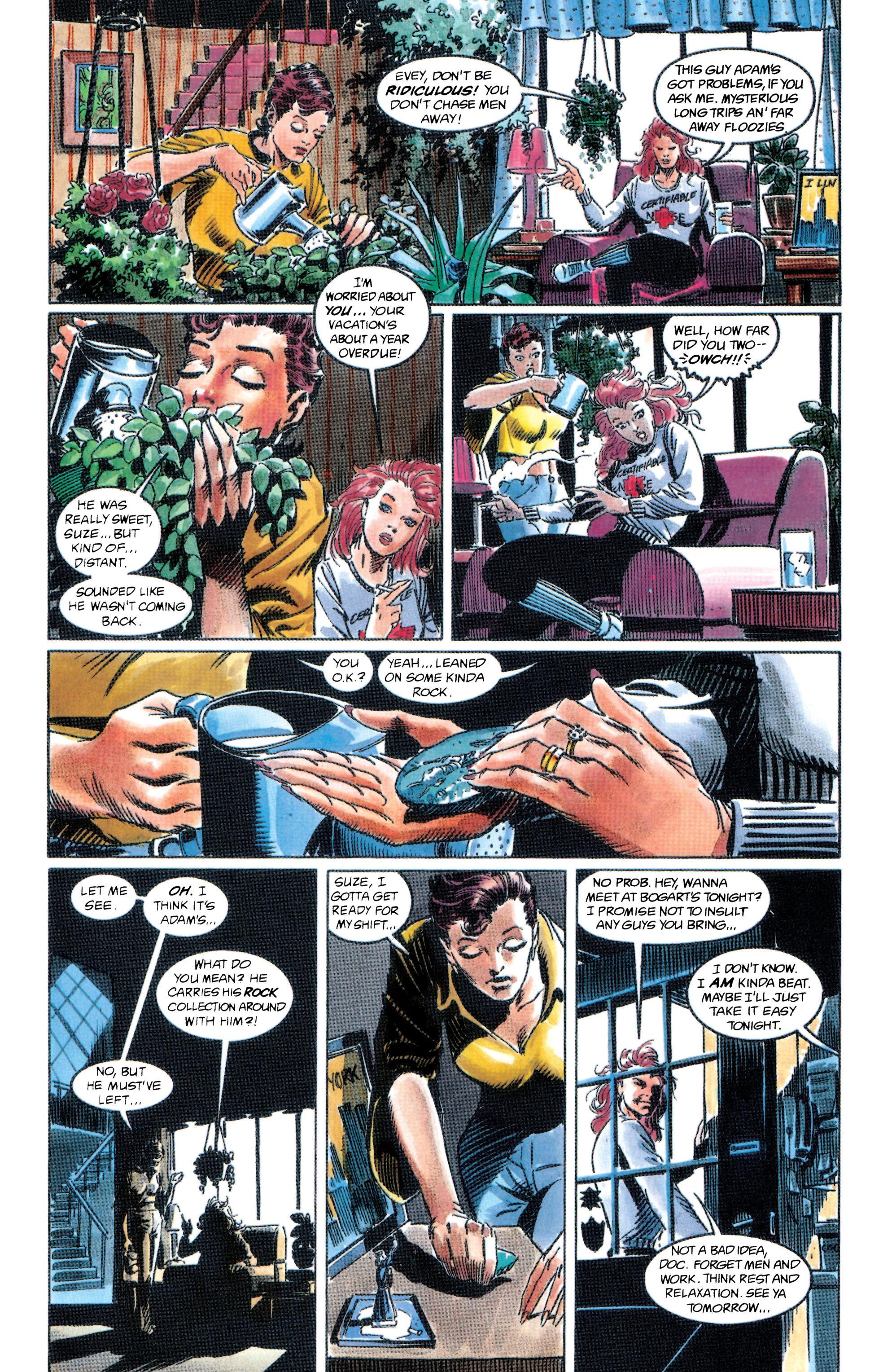 Read online Adam Strange (1990) comic -  Issue #2 - 6