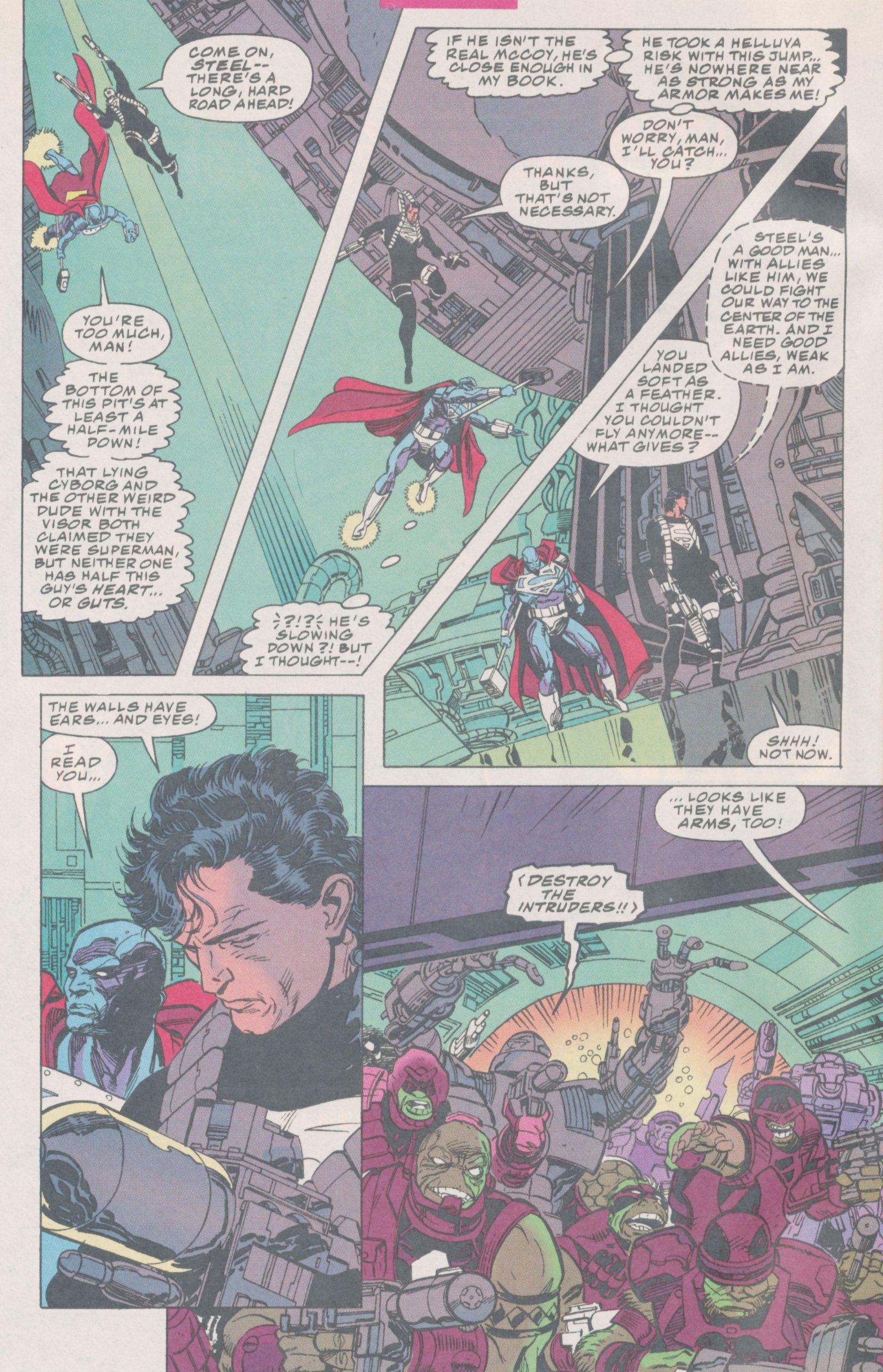 Action Comics (1938) 691 Page 3