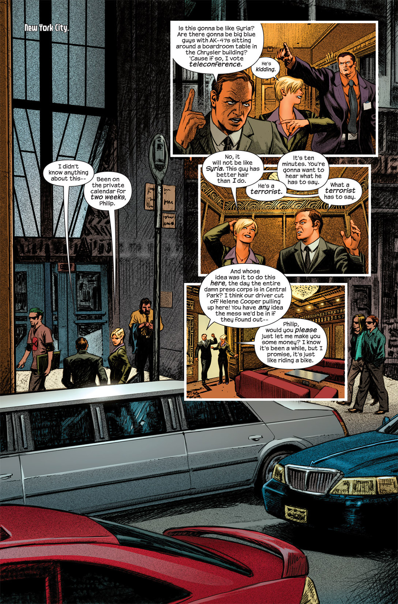 Read online Ultimate Fallout comic -  Issue #5 - 3