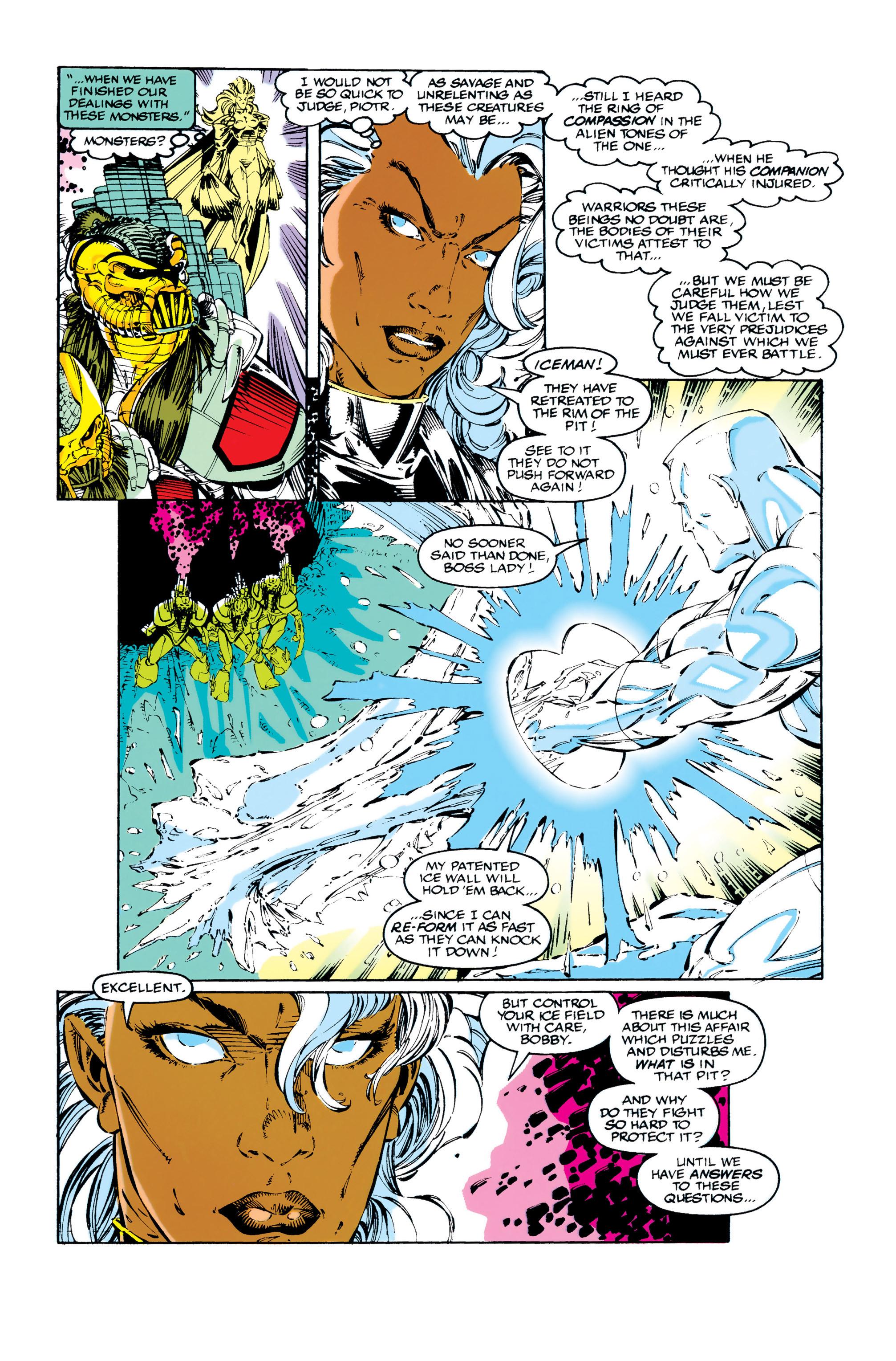 Read online Uncanny X-Men (1963) comic -  Issue #284 - 14