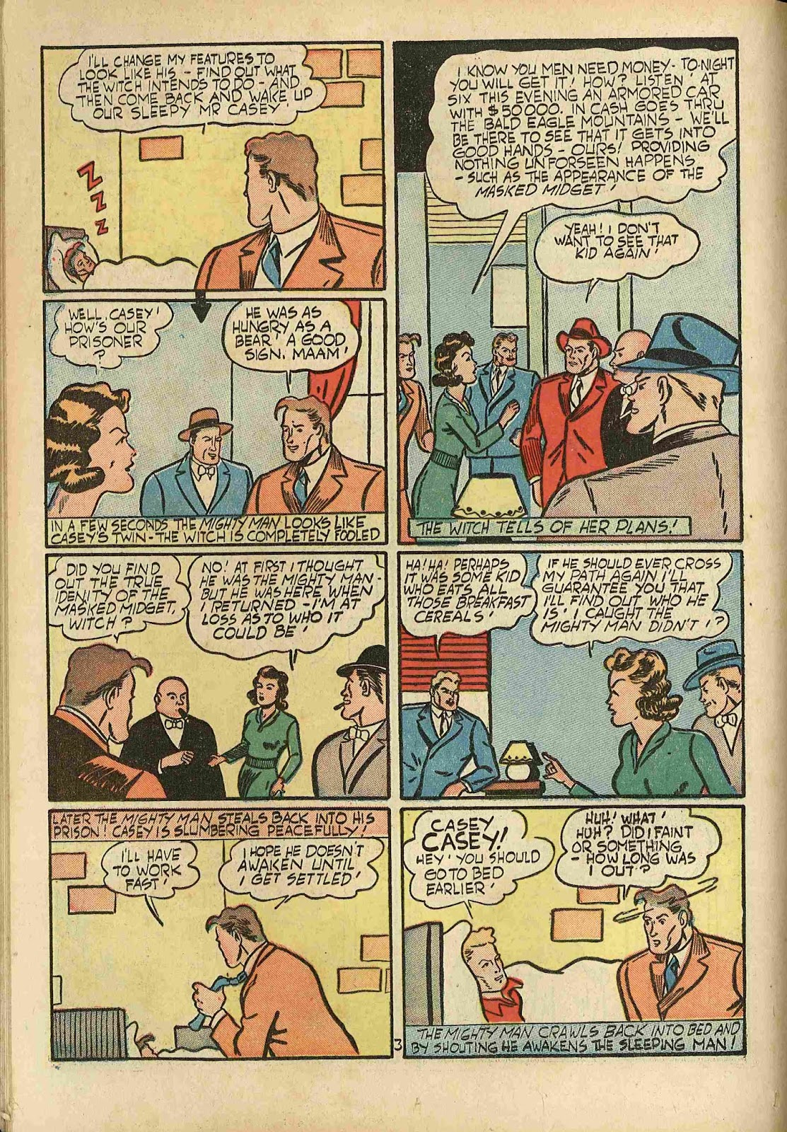 Stars and Stripes Comics issue 2 - Page 32