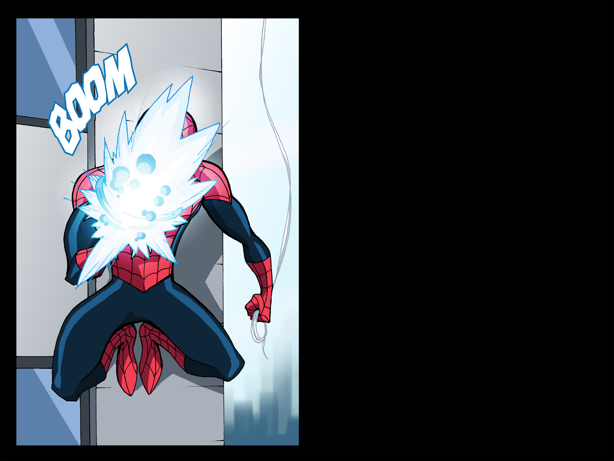 Read online Ultimate Spider-Man (Infinite Comics) (2015) comic -  Issue #13 - 29
