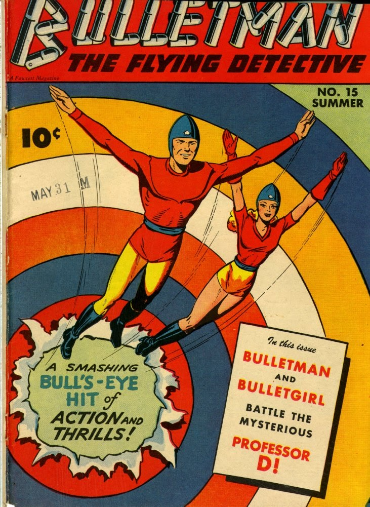Bulletman issue 15 - Page 1