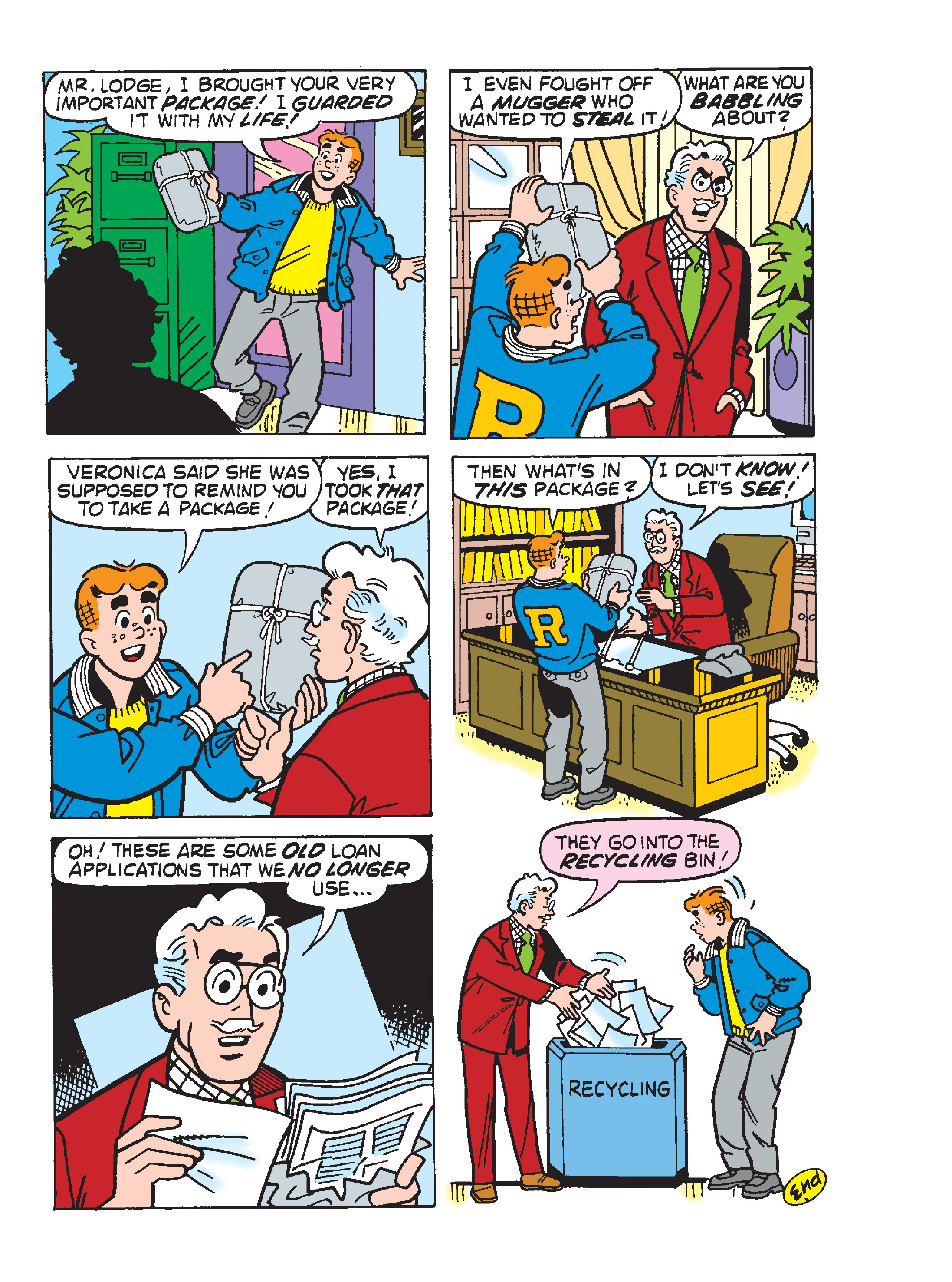 Read online Archie 1000 Page Comics Blowout! comic -  Issue # TPB (Part 3) - 119