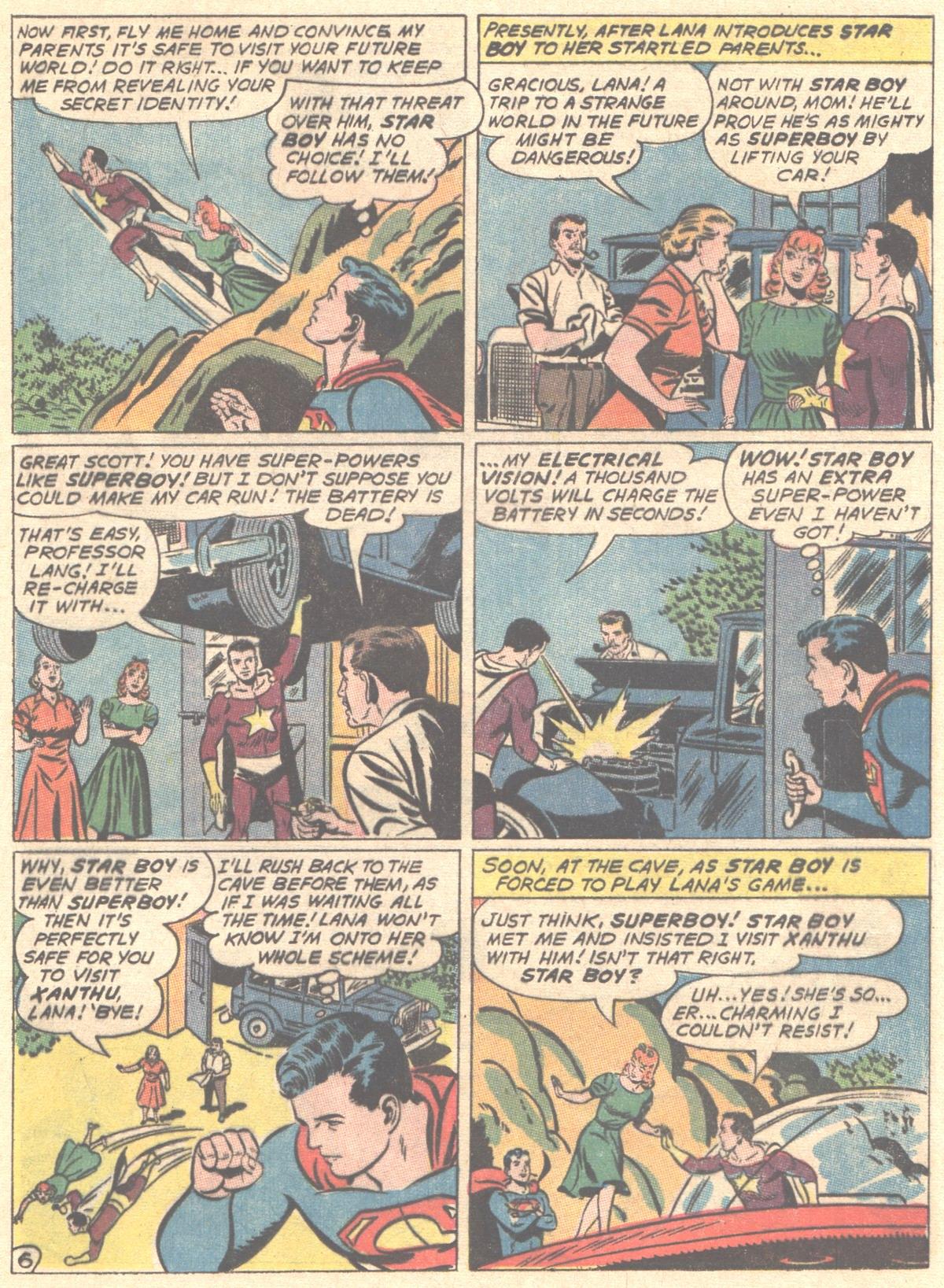 Read online Adventure Comics (1938) comic -  Issue #356 - 25