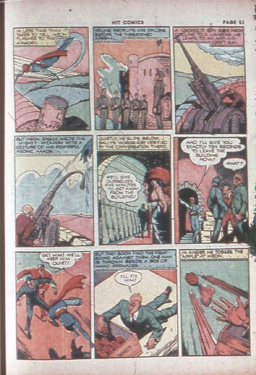 Read online Hit Comics comic -  Issue #8 - 55