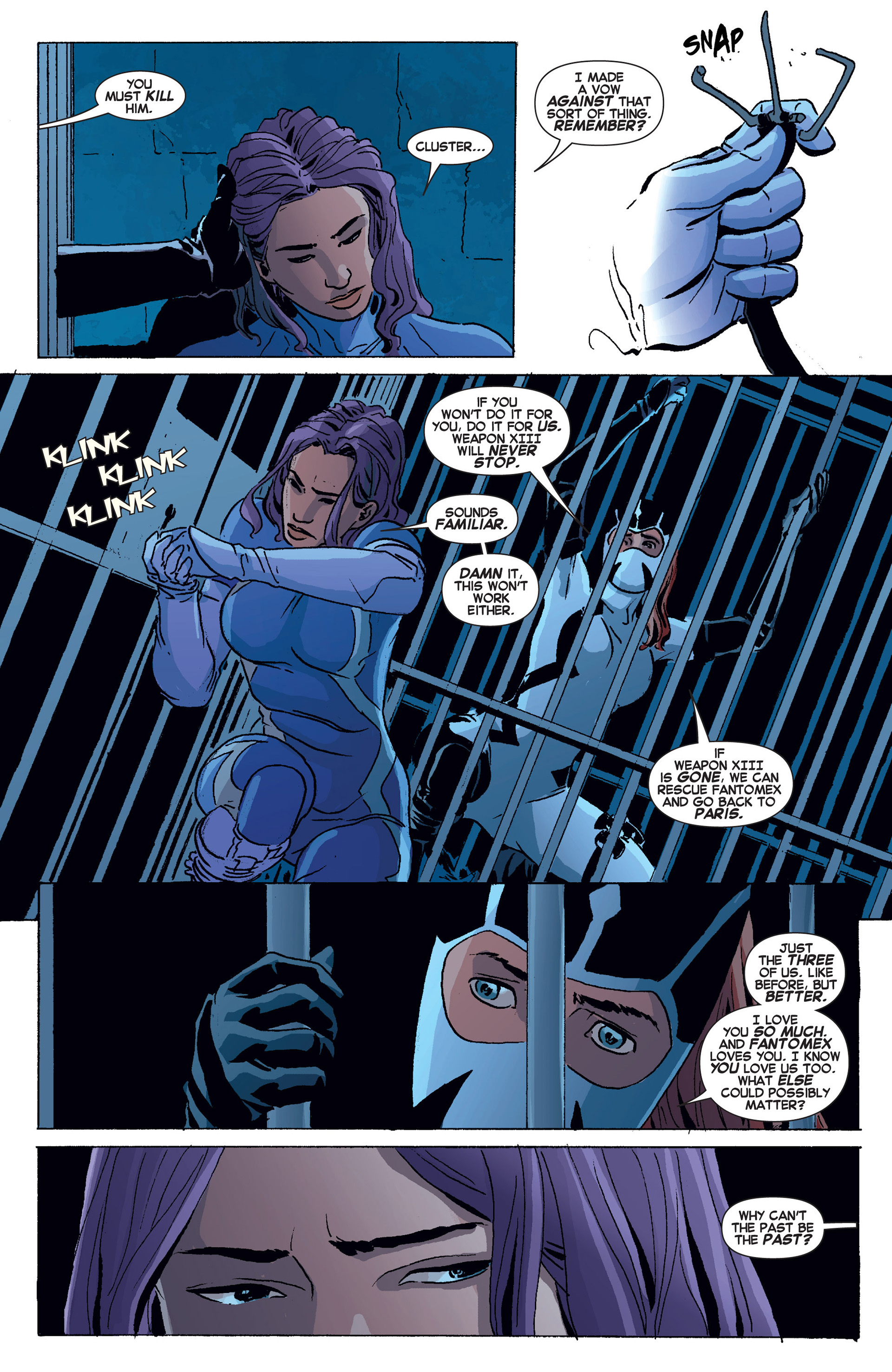 Read online Uncanny X-Force (2013) comic -  Issue #8 - 8