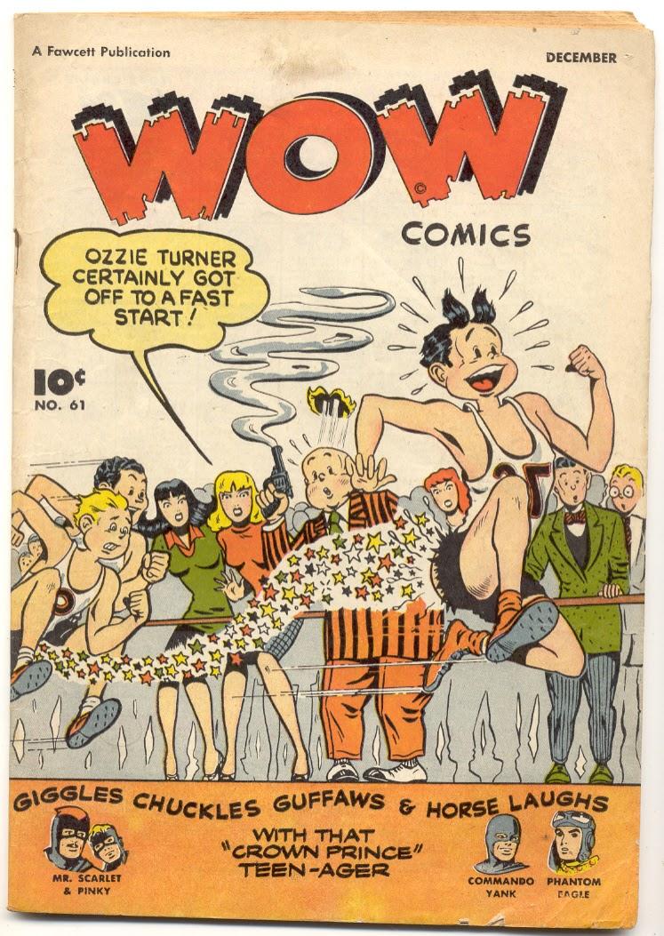 Wow Comics 61 Page 1