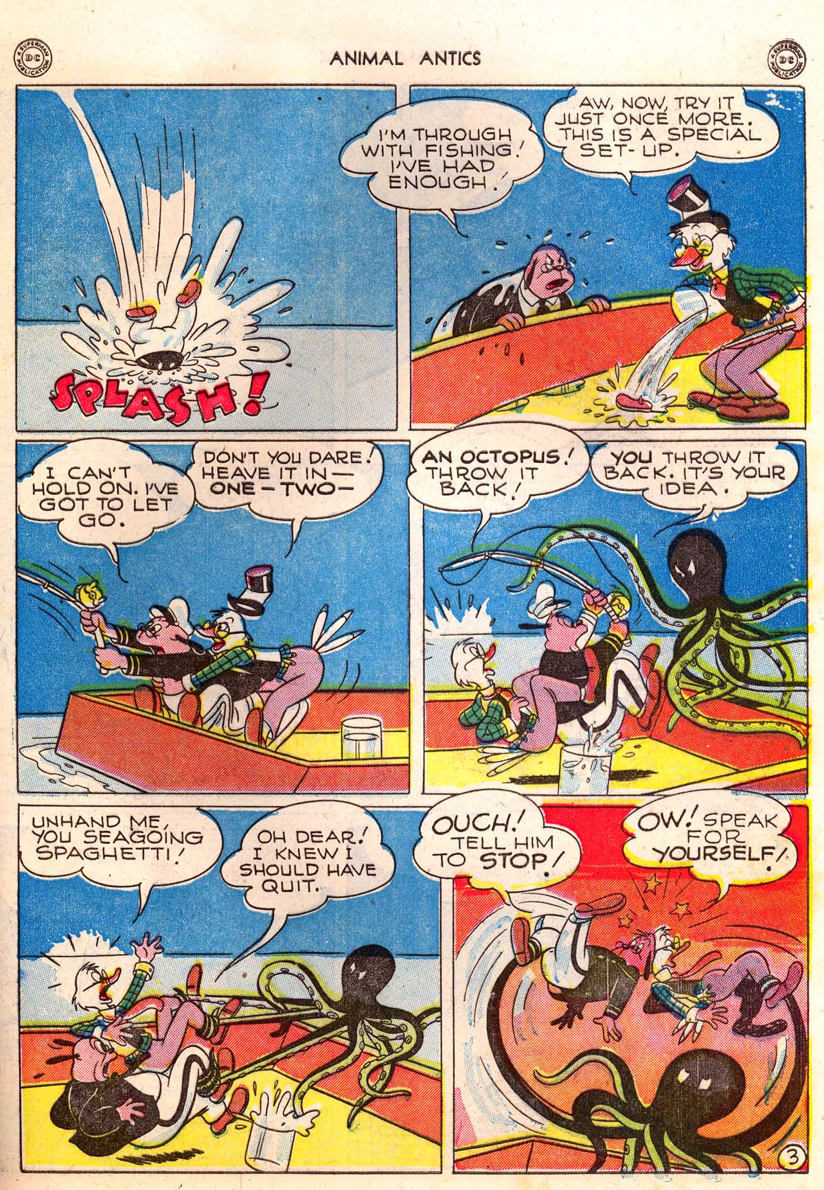 Read online Animal Antics comic -  Issue #5 - 41