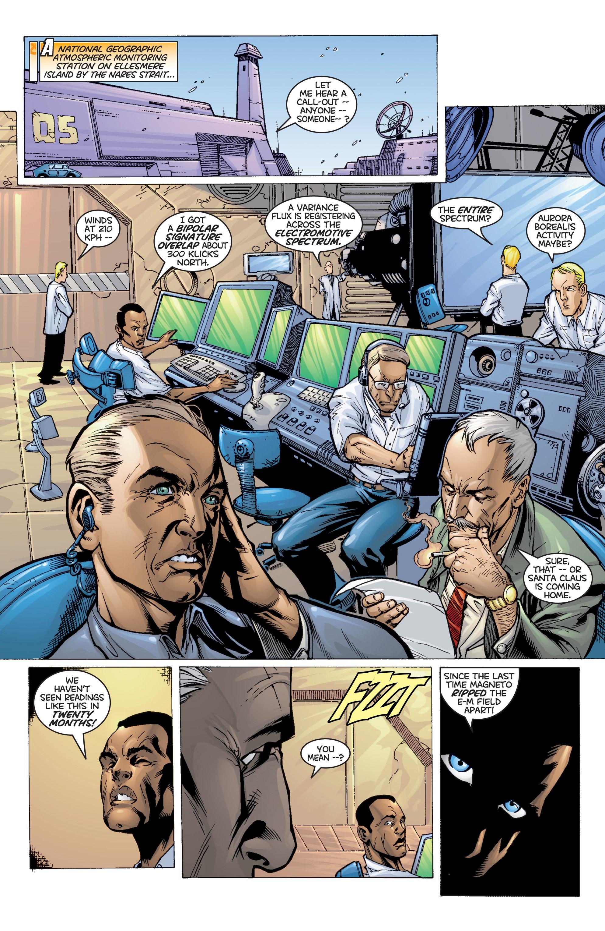 Read online Uncanny X-Men (1963) comic -  Issue #366 - 19