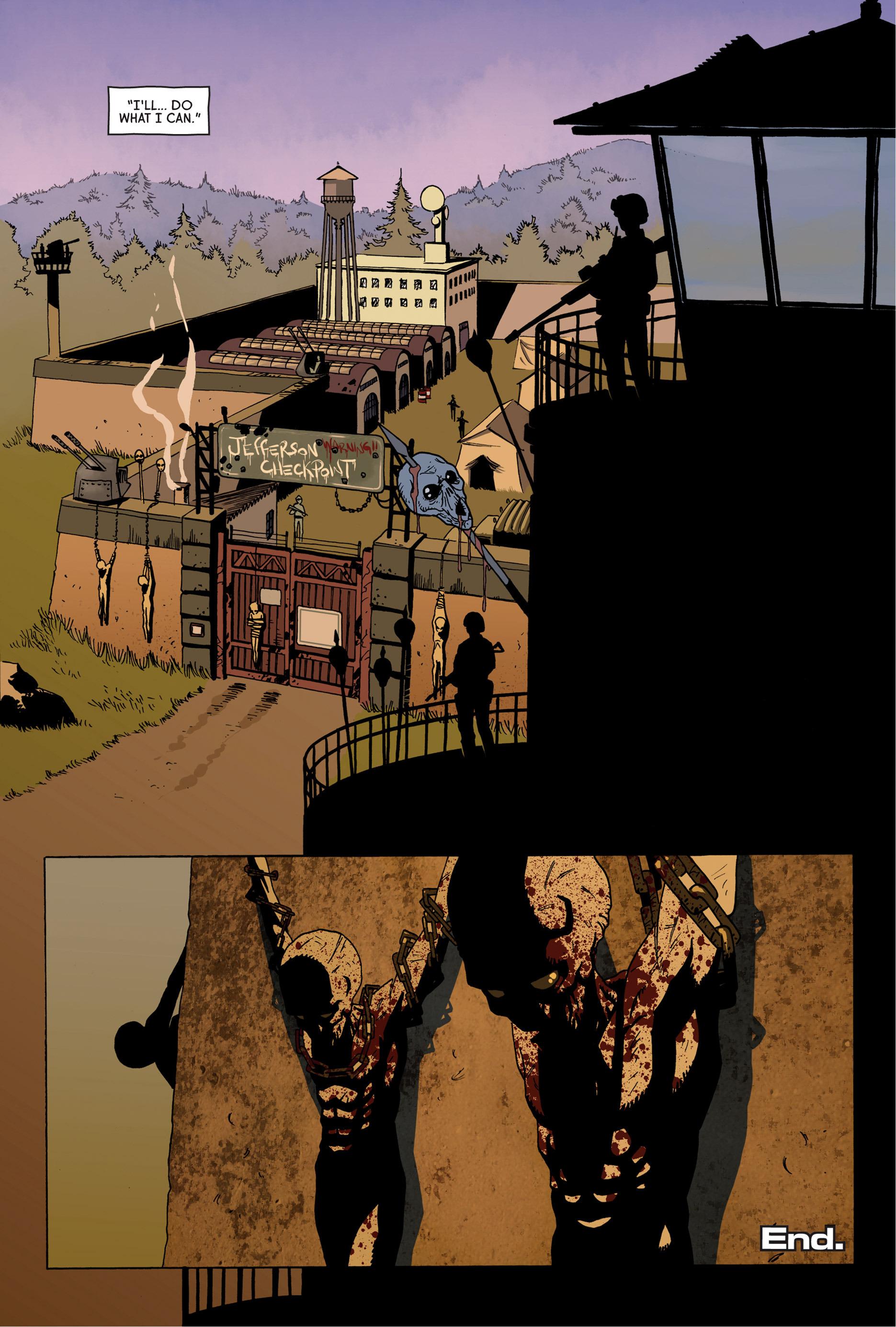 Read online Trespasser comic -  Issue #4 - 19