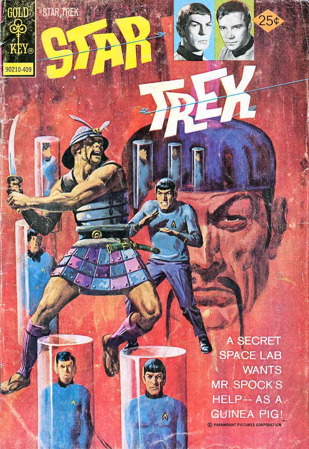 Star Trek (1967) issue 26 - Page 1