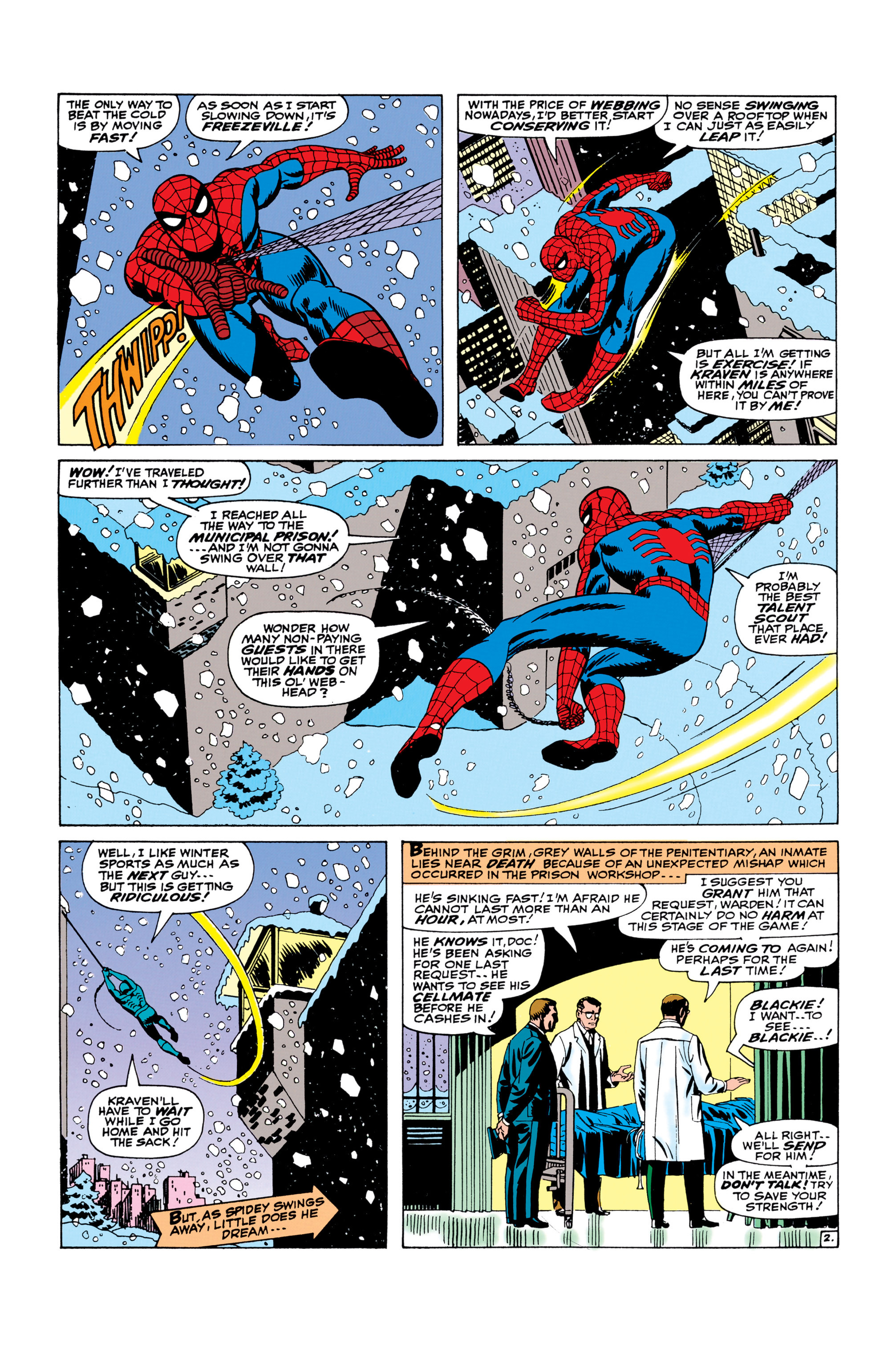 The Amazing Spider-Man (1963) 48 Page 2